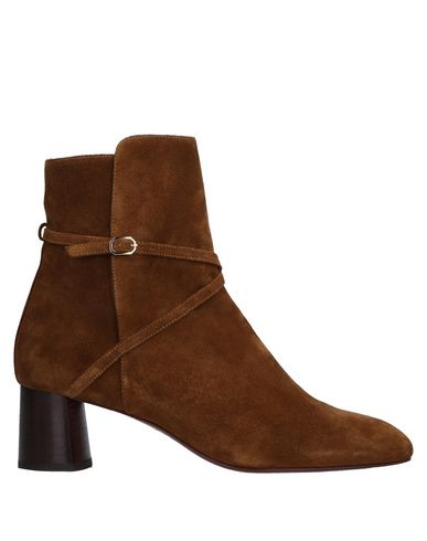 AVRIL GAU Ankle Boots in Brown