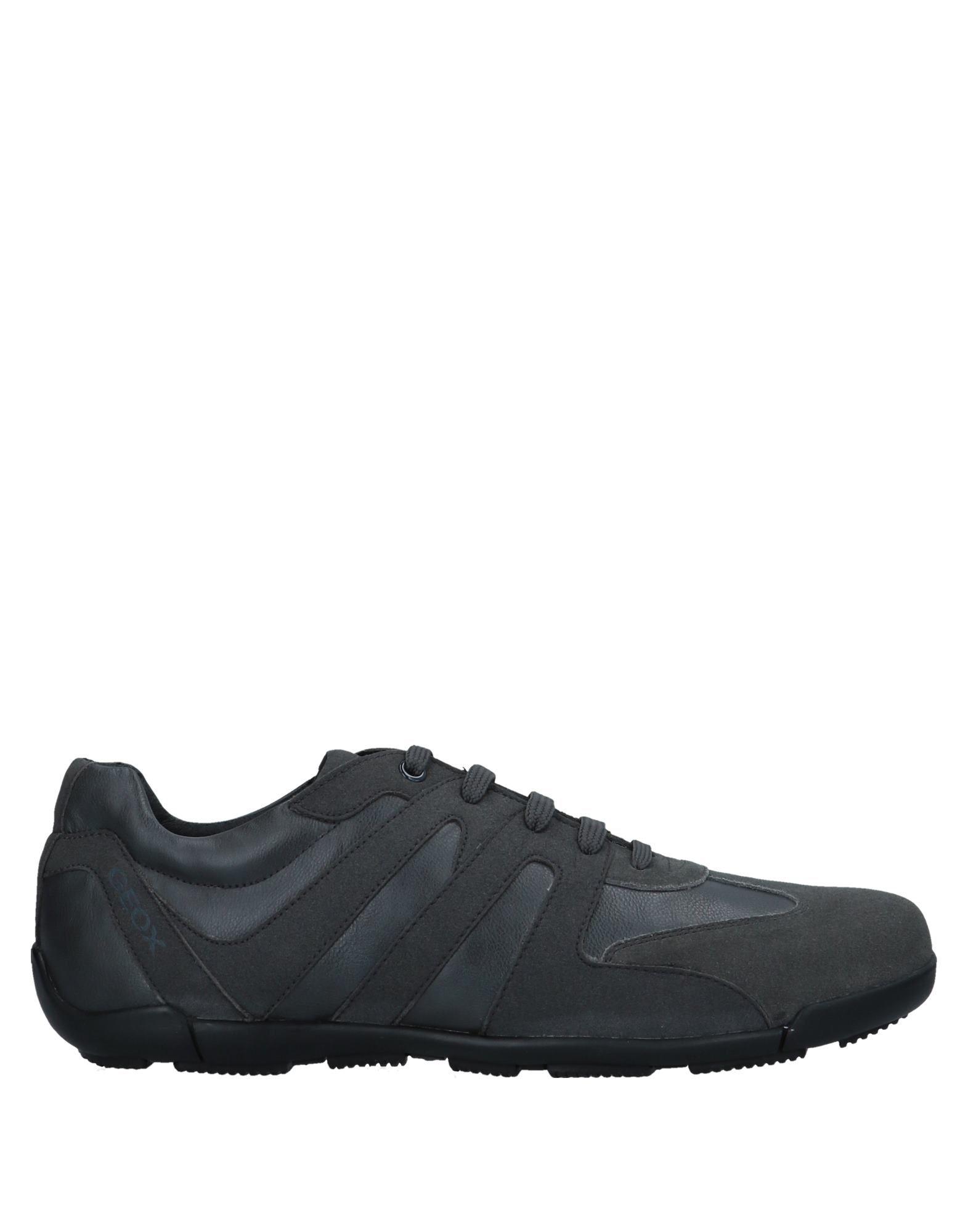 Sneakers Geox Homme - Sneakers Geox  Noir Confortable et belle