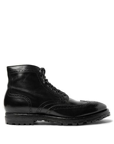 Zapatos con descuento Hombre Botín Officine Creative Italia Hombre descuento - Botines Officine Creative Italia - 11539550DF Negro 0aaa13