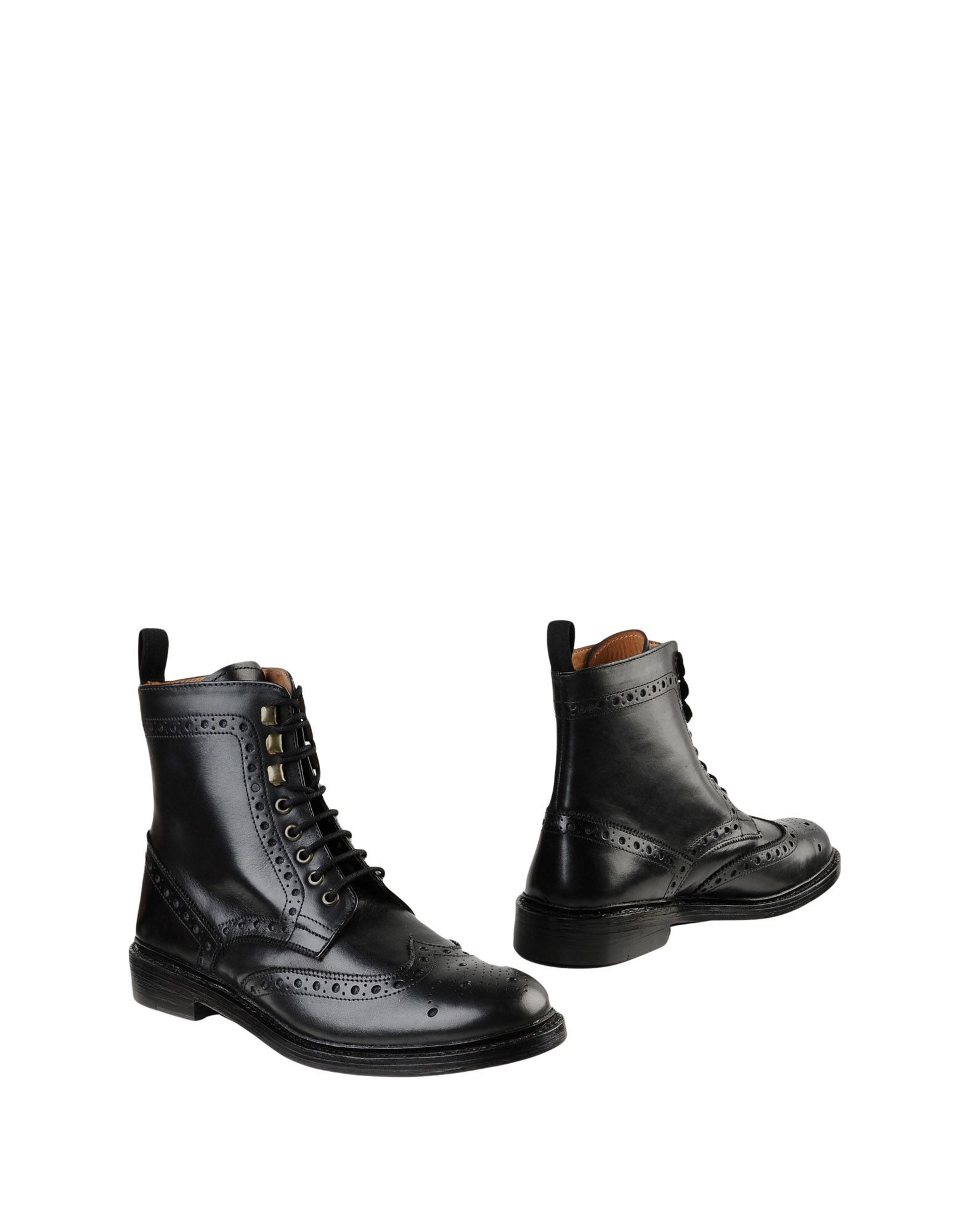 Leonardo Principi Stiefelette Herren  11539575OG Gute Qualität beliebte Schuhe