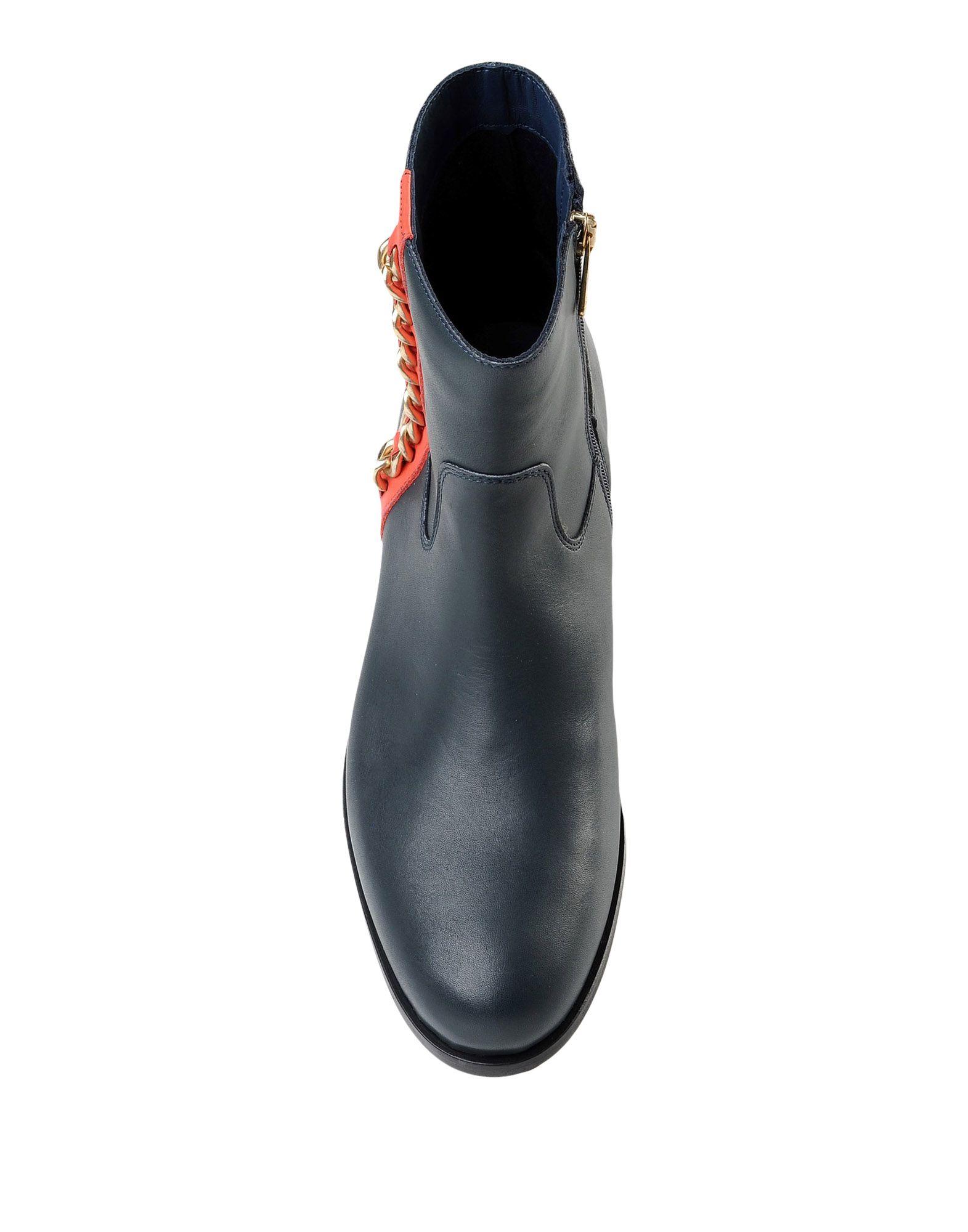 Stilvolle billige Schuhe Boot Tommy Hilfiger Chain Detail Corp Flat Boot Schuhe  11539581JE ecf831