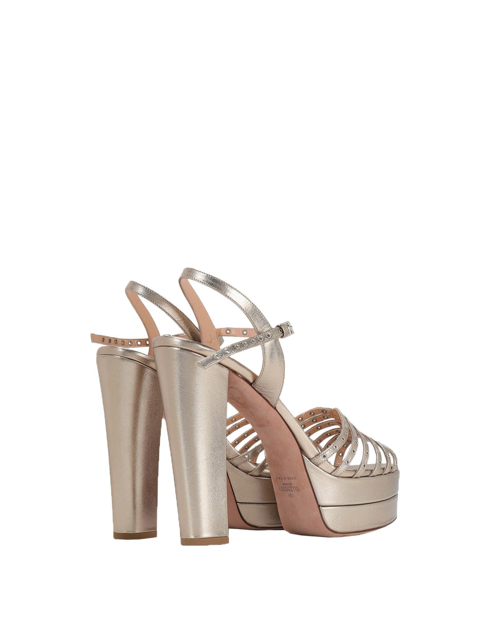 Valentino Garavani Sandalen Damen 11539595EXGünstige Schuhe gut aussehende Schuhe 11539595EXGünstige 60c156