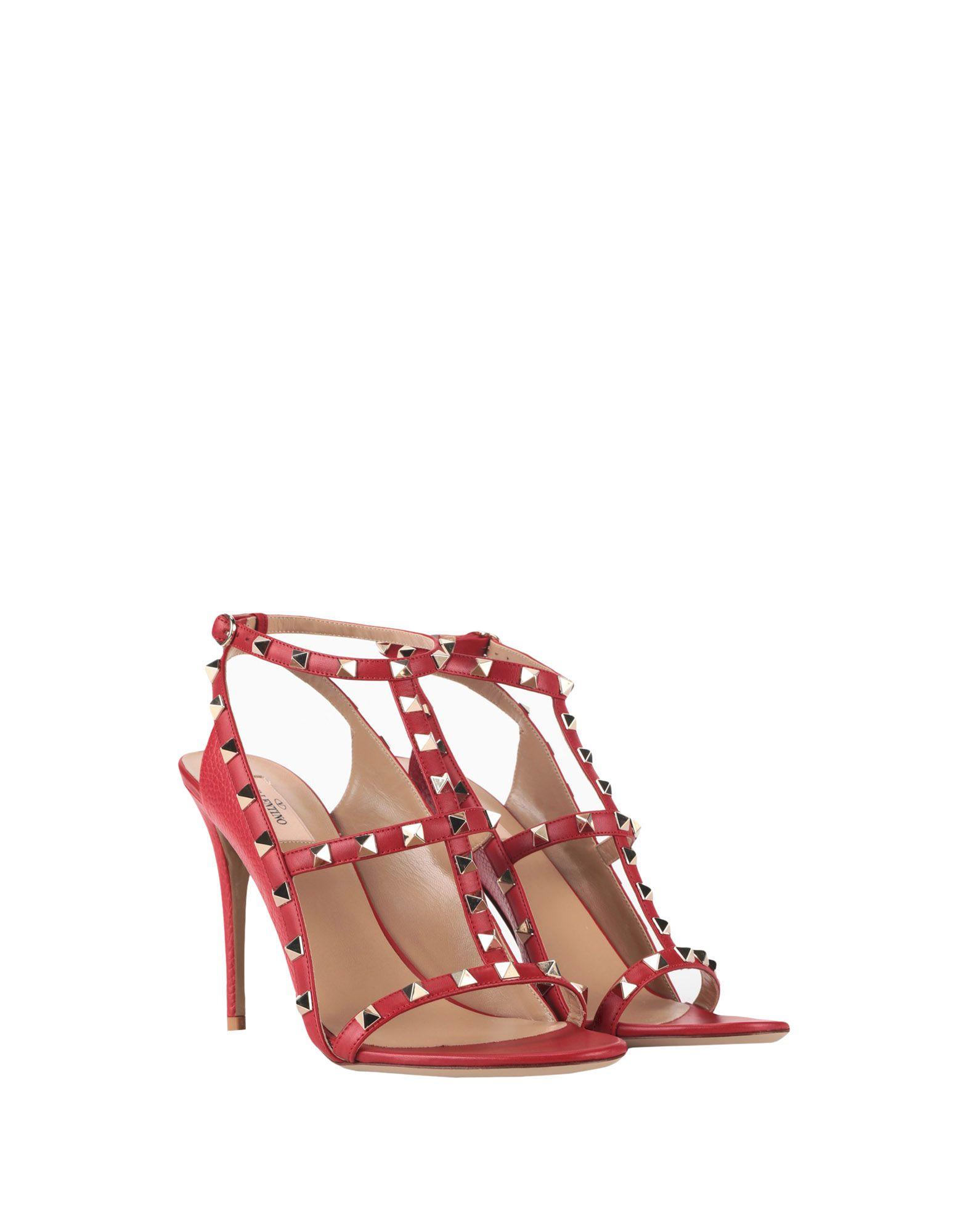 Valentino Garavani aussehende Sandalen Damen 11539626CKGünstige gut aussehende Garavani Schuhe d06cfa