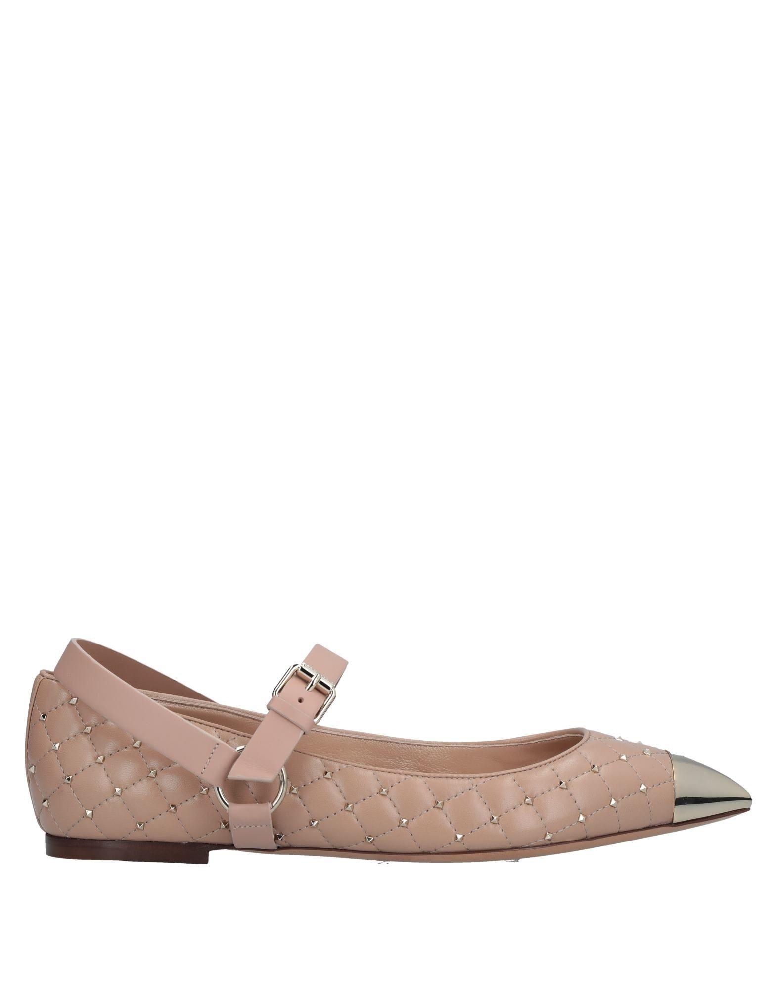 Valentino Garavani aussehende Ballerinas Damen 11539630XGGünstige gut aussehende Garavani Schuhe fe0122