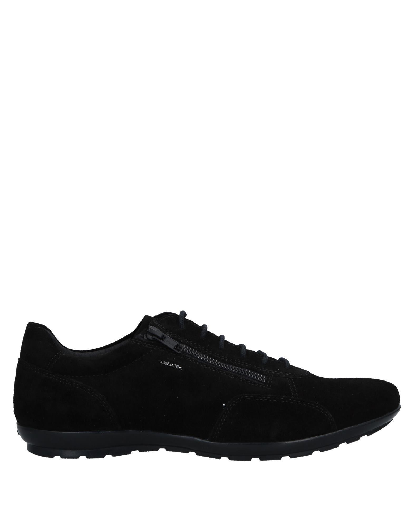 Sneakers Geox Homme - Sneakers Geox  Moka Dernières chaussures discount pour hommes et femmes