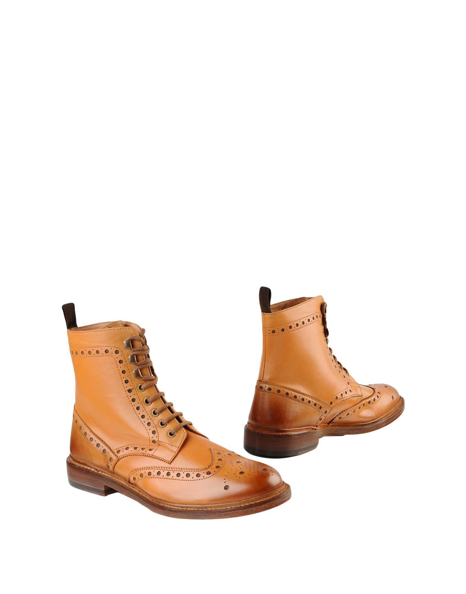 Leonardo Principi Stiefelette Herren  11539655AP Gute Qualität beliebte Schuhe