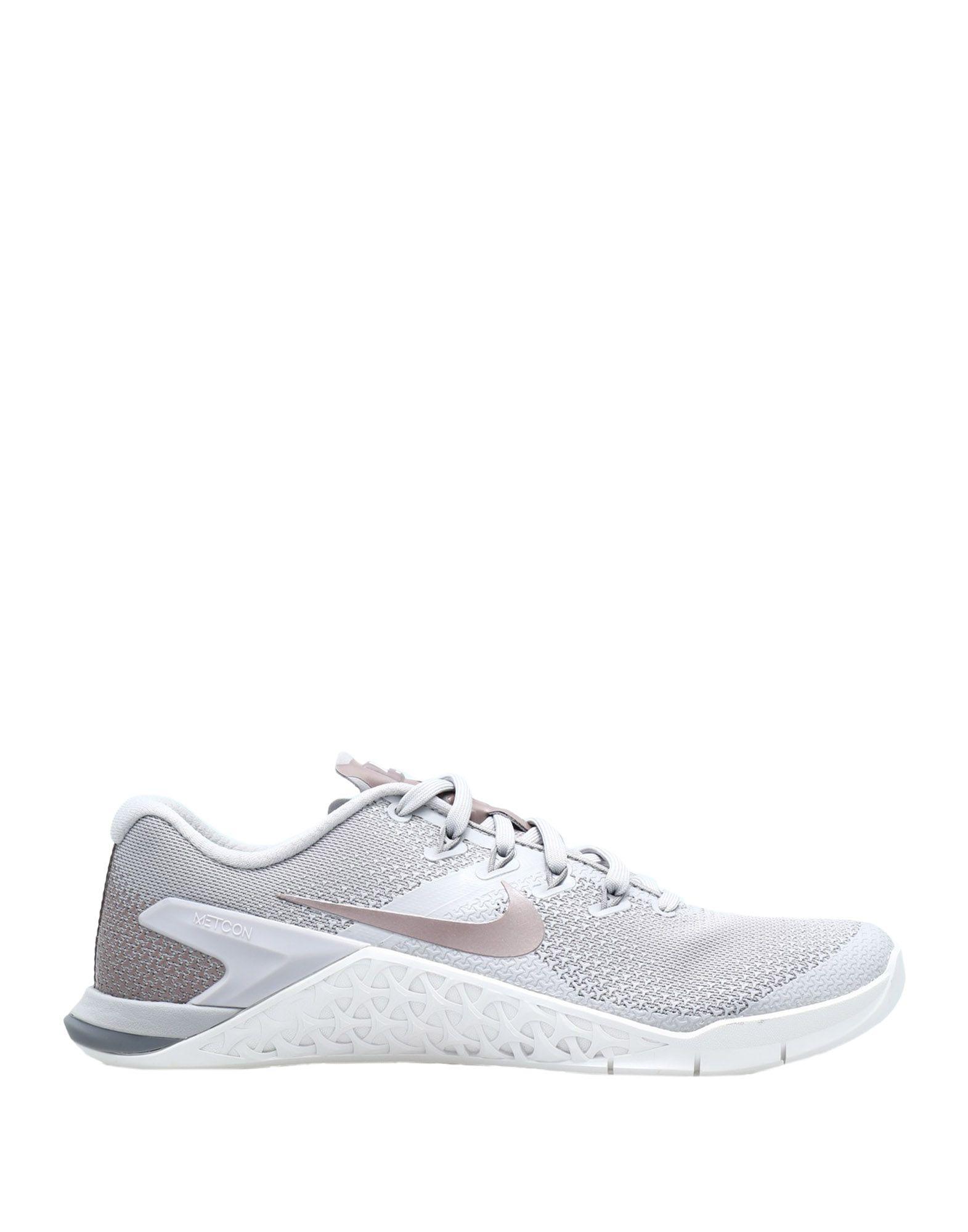 purchase cheap c8c22 e03a7 Baskets Nike Metcon 4 Lm - Femme - Nike Gris Remise de marque Baskets  nogotx1317-Baskets - strap.lonestar.space