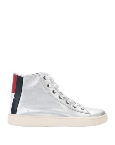 TOMMY JEANS TOMMY JEANS LIGHT LEATHER MID Sneakers