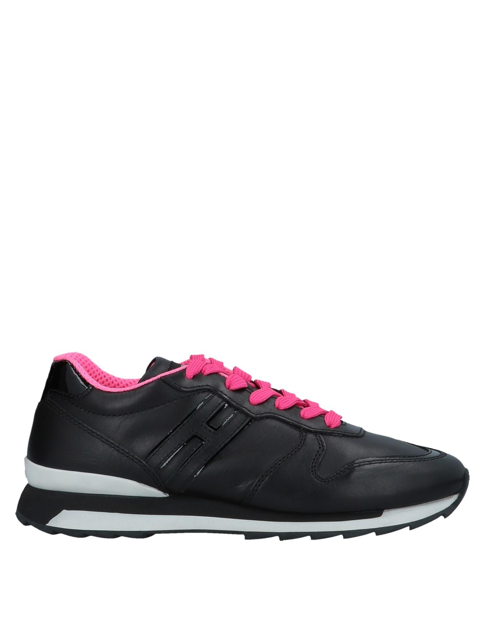 Rabatt Schuhe Hogan Rebel Sneakers Damen  11539804UA