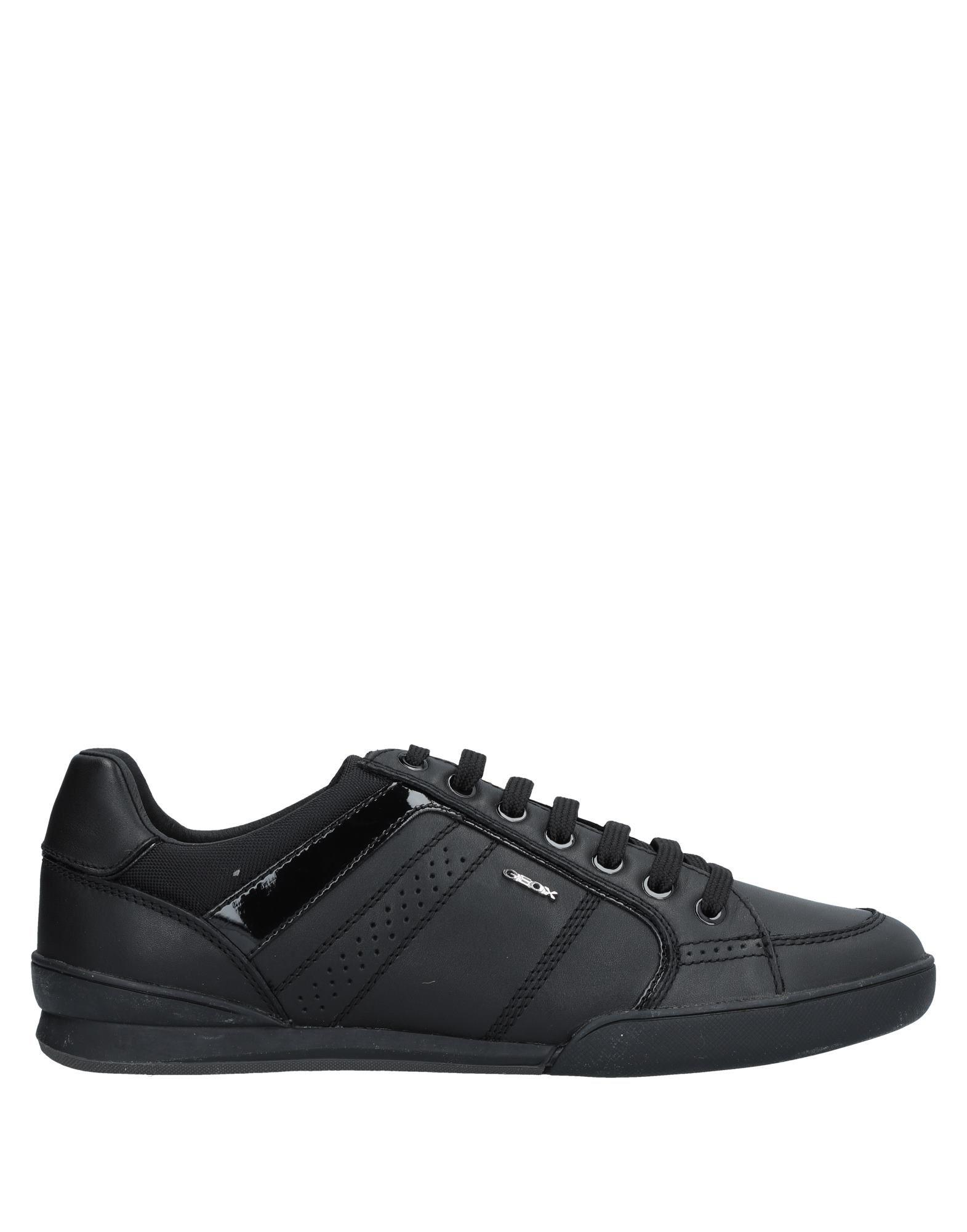 Sneakers Geox Homme - Sneakers Geox  Noir Les chaussures les plus populaires pour les hommes et les femmes