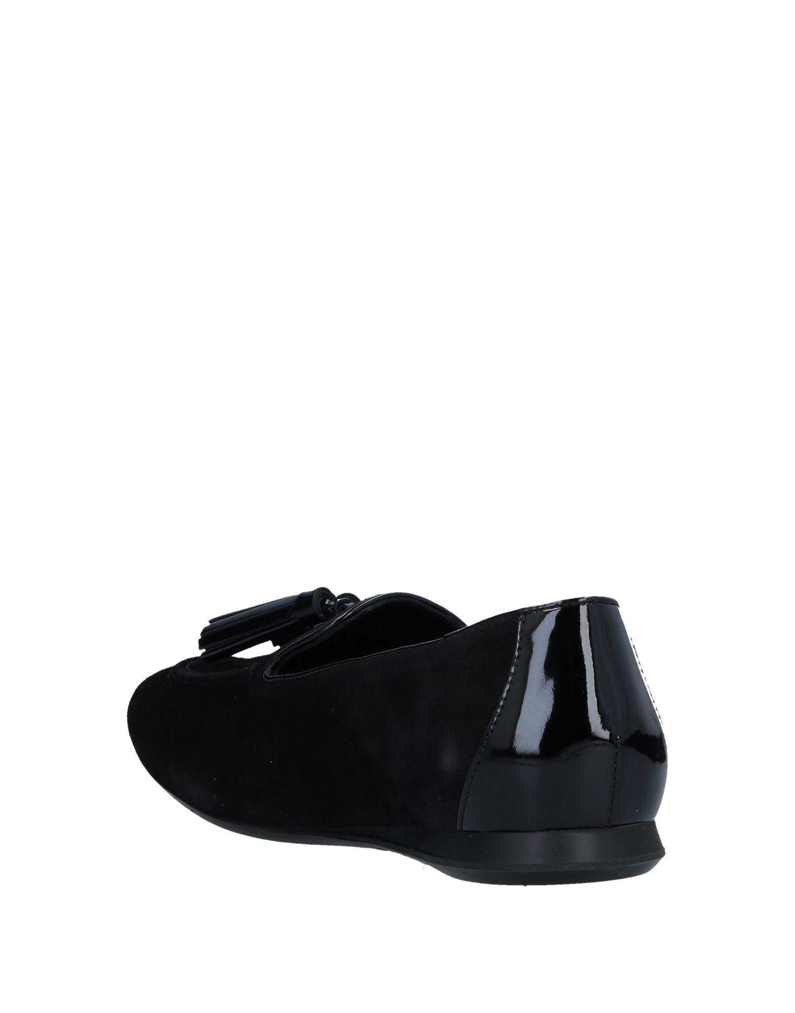 Hogan aussehende Mokassins Damen  11540027NGGut aussehende Hogan strapazierfähige Schuhe faf64a