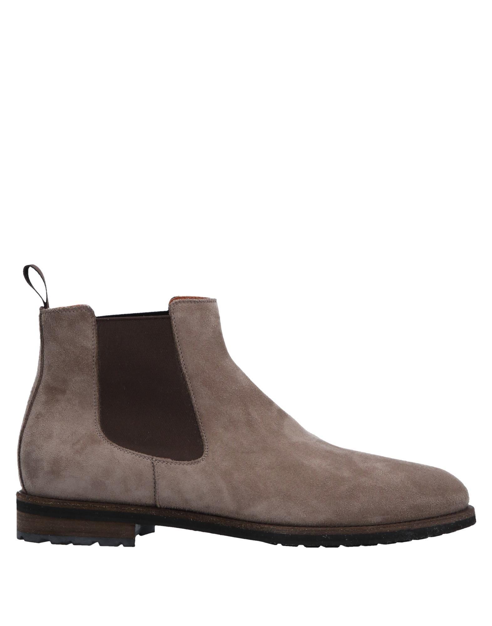 Santoni Stiefelette Herren  11540037BD Gute Qualität beliebte Schuhe