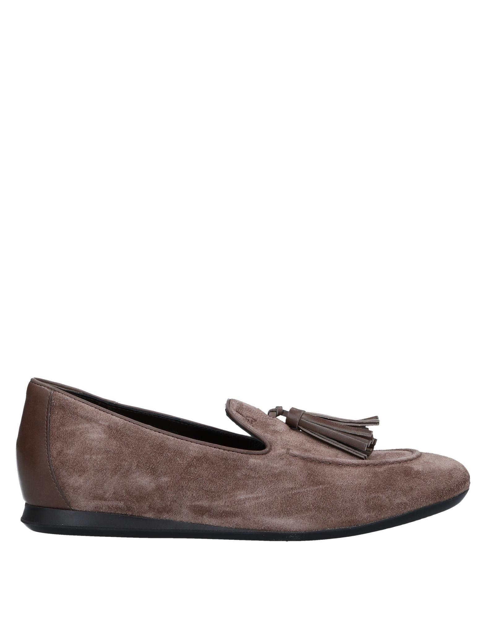 Hogan Mokassins Damen  11540038NSGut aussehende strapazierfähige Schuhe