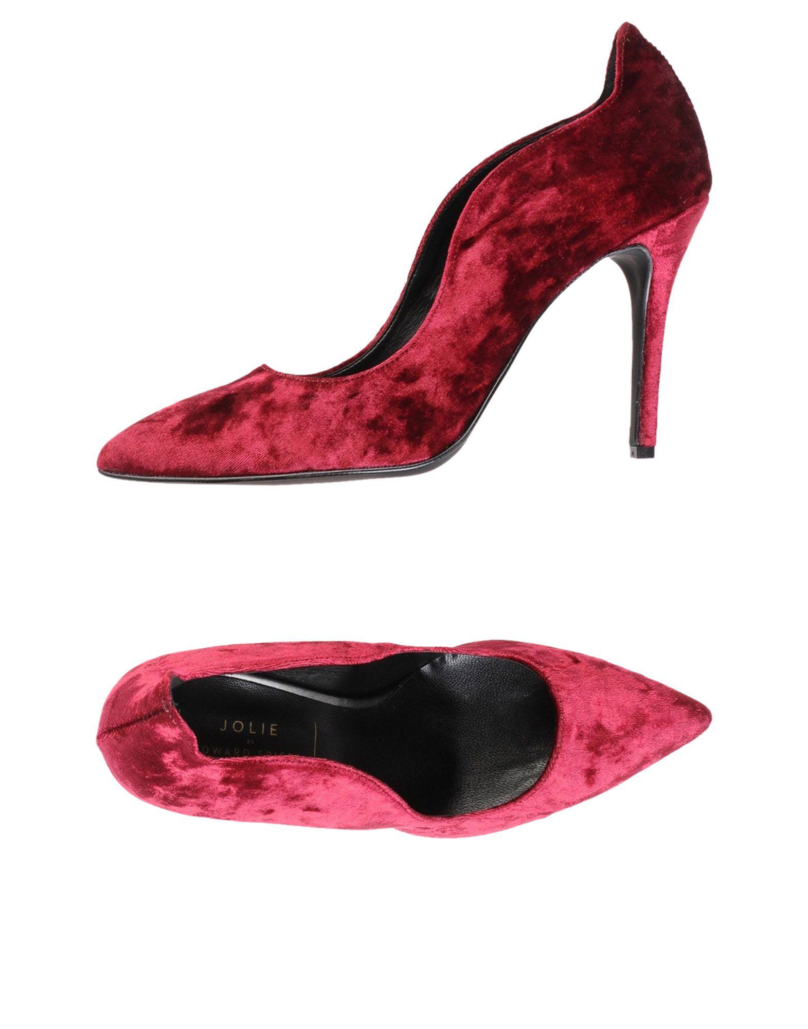 Stilvolle billige Schuhe Jolie By Edward Spiers Pumps Damen  11540043NN