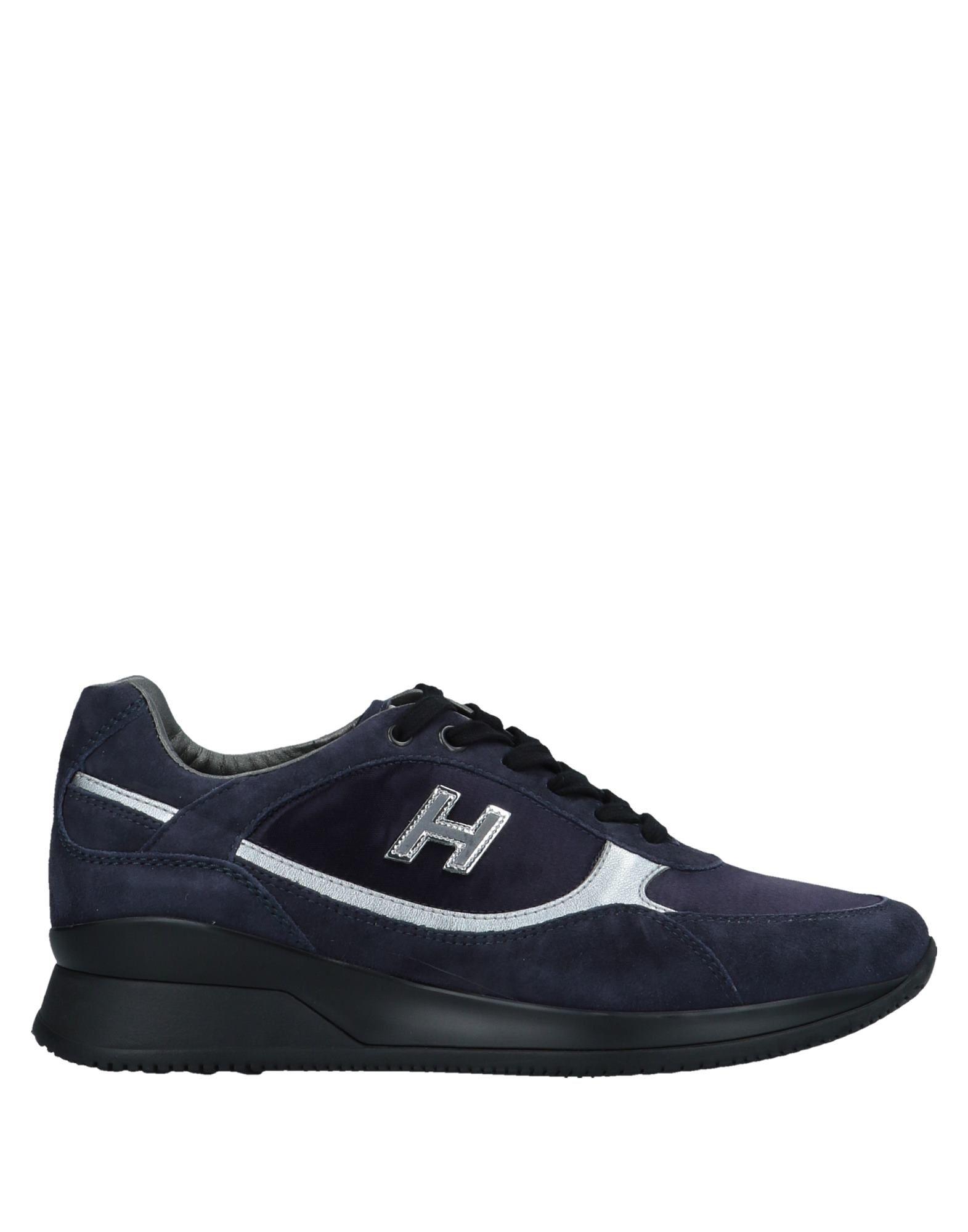 Rabatt Schuhe Hogan Sneakers Damen  11540049QB