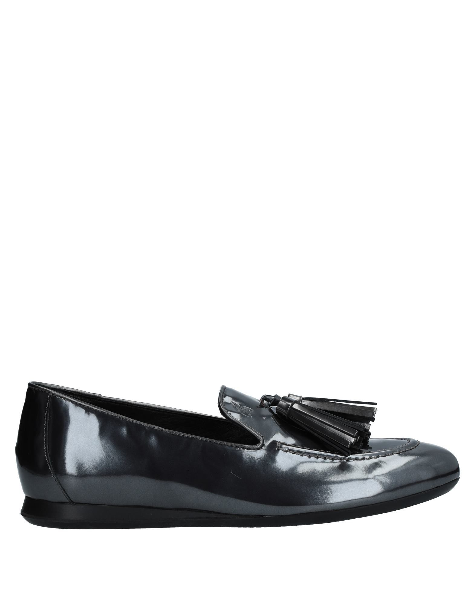 Hogan Mokassins Damen  11540053DFGut aussehende strapazierfähige Schuhe