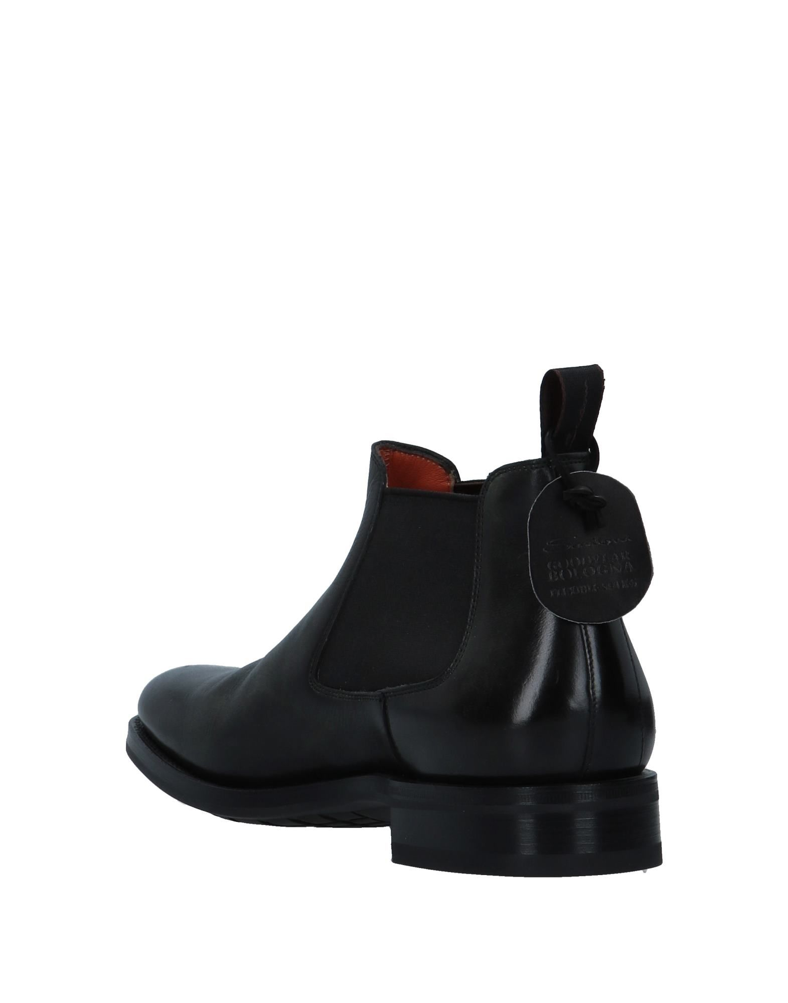 Santoni 11540060OU Stiefelette Herren  11540060OU Santoni Gute Qualität beliebte Schuhe 2a9b76