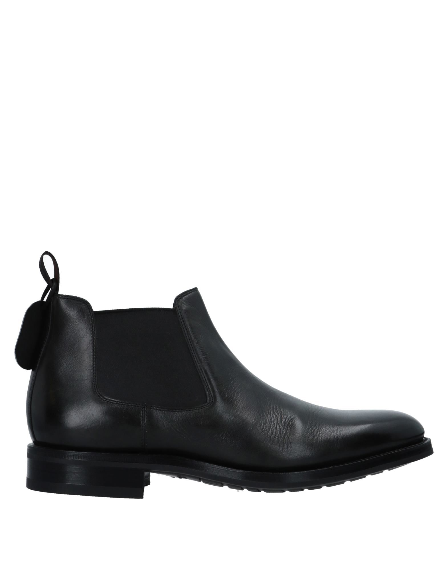 Bottine Santoni Homme - Bottines Santoni  Anthracite Dédouanement saisonnier