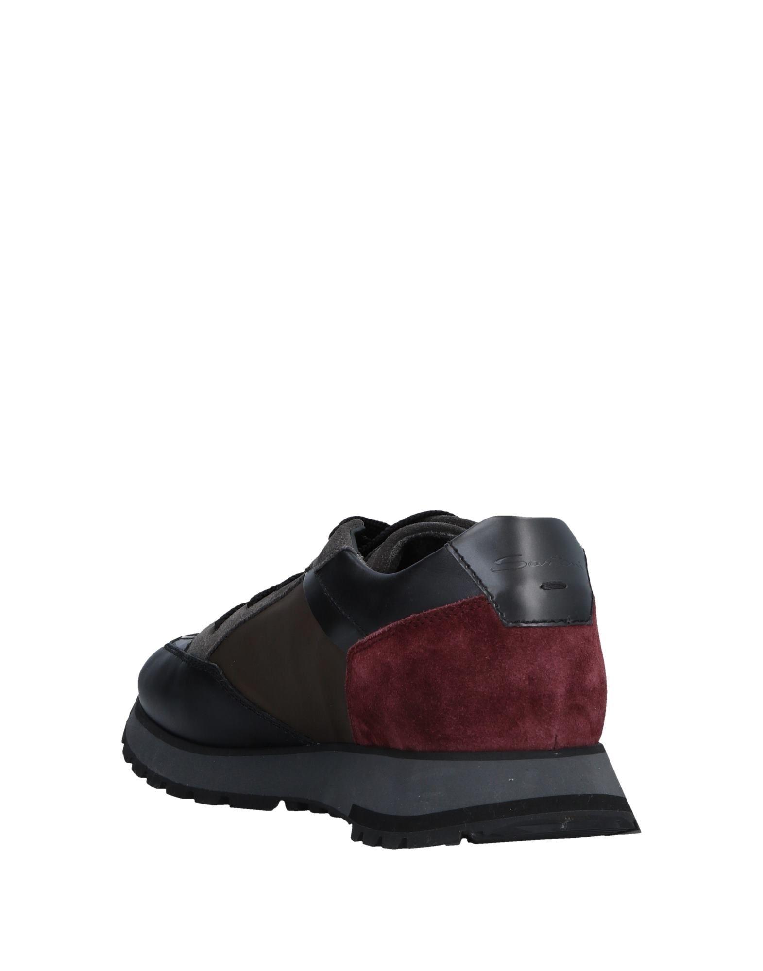 Santoni Sneakers Herren 11540061VQ  11540061VQ Herren Heiße Schuhe 4a5b04
