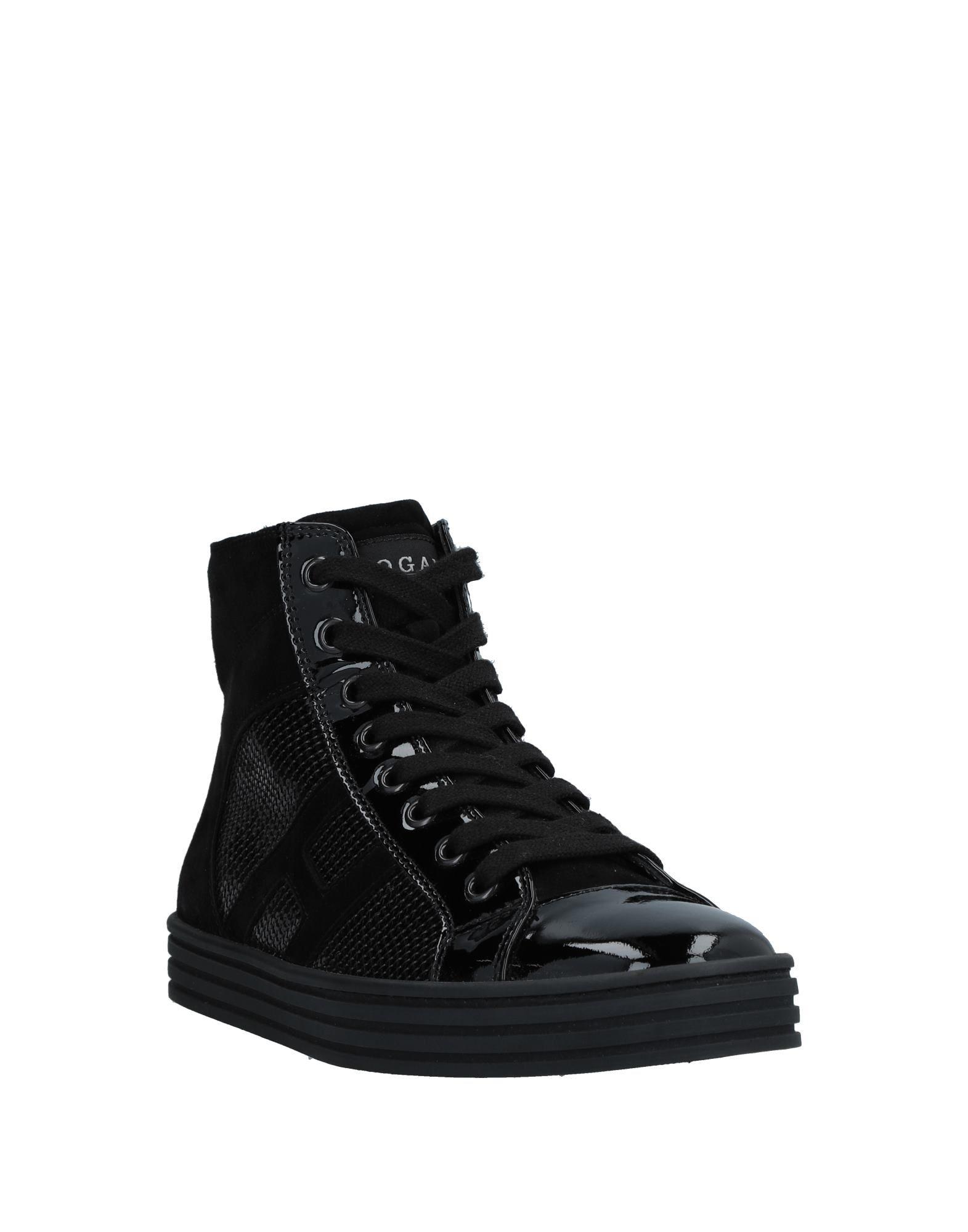 ... Hogan Rebel Sneakers Damen Schuhe 11540107CCGut aussehende  strapazierfähige Schuhe 9b85fc ... d02dbee6f1
