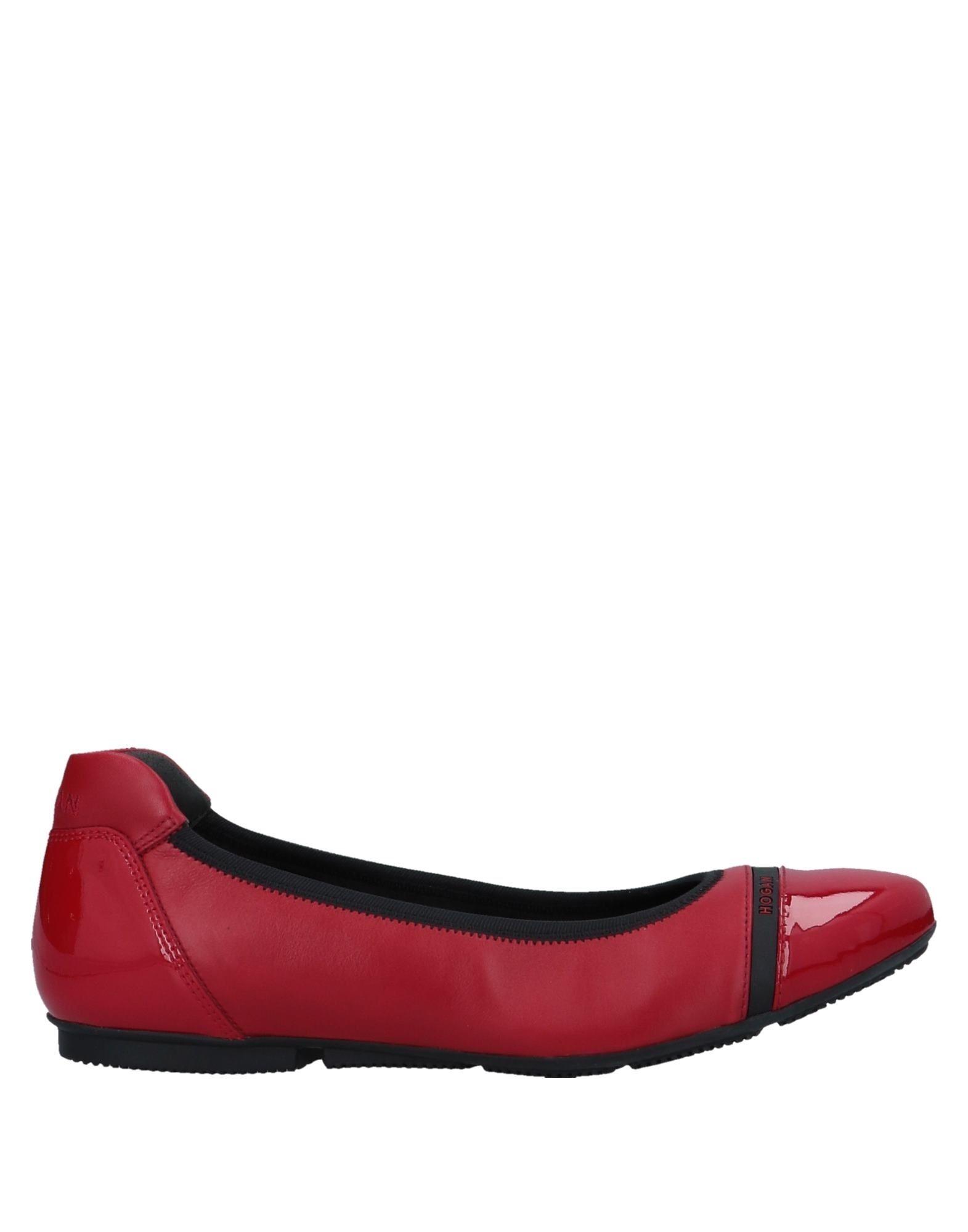 Hogan Ballerinas Damen  11540108JEGut aussehende strapazierfähige Schuhe