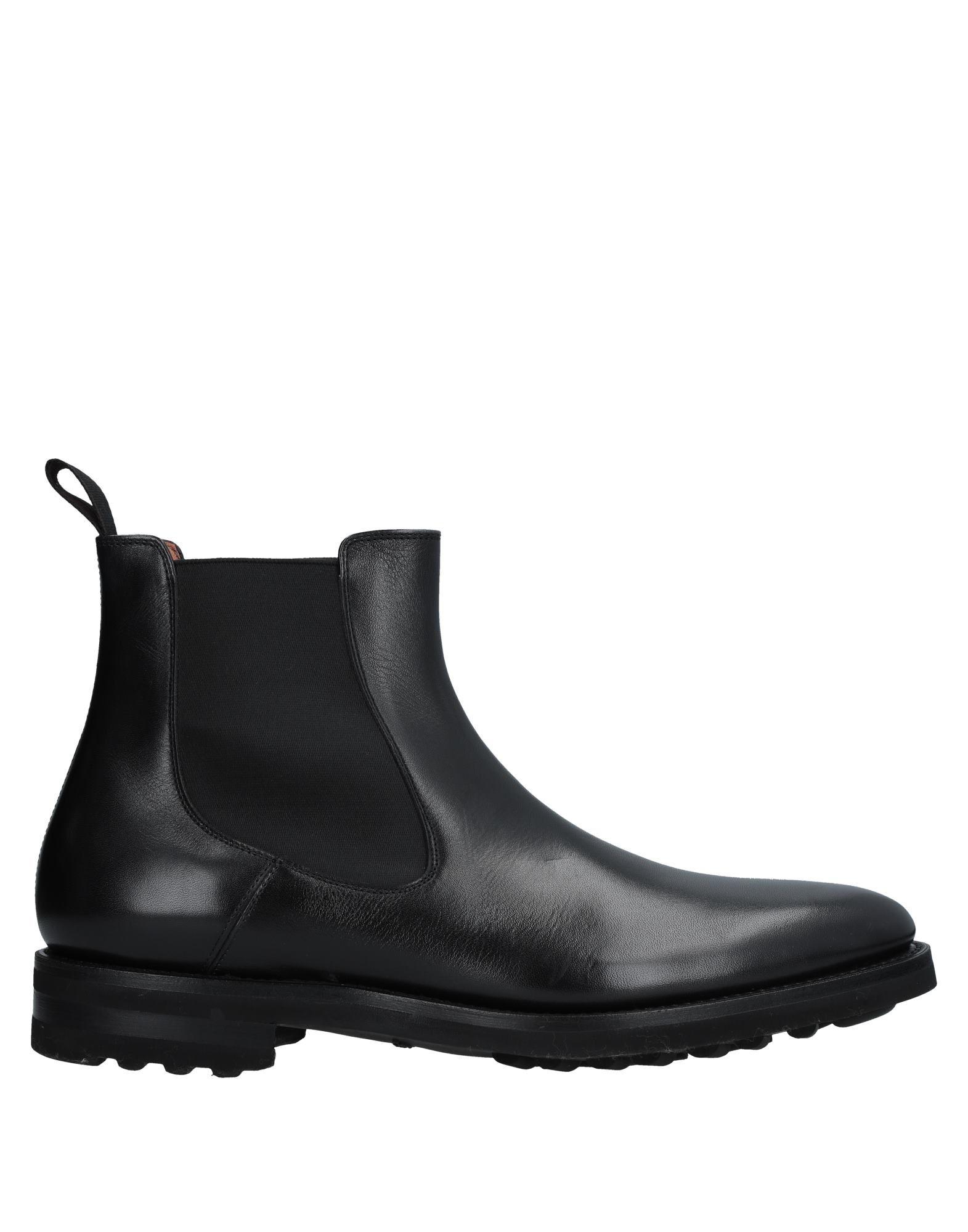 Santoni Stiefelette Qualität Herren  11540118PV Gute Qualität Stiefelette beliebte Schuhe 817f70