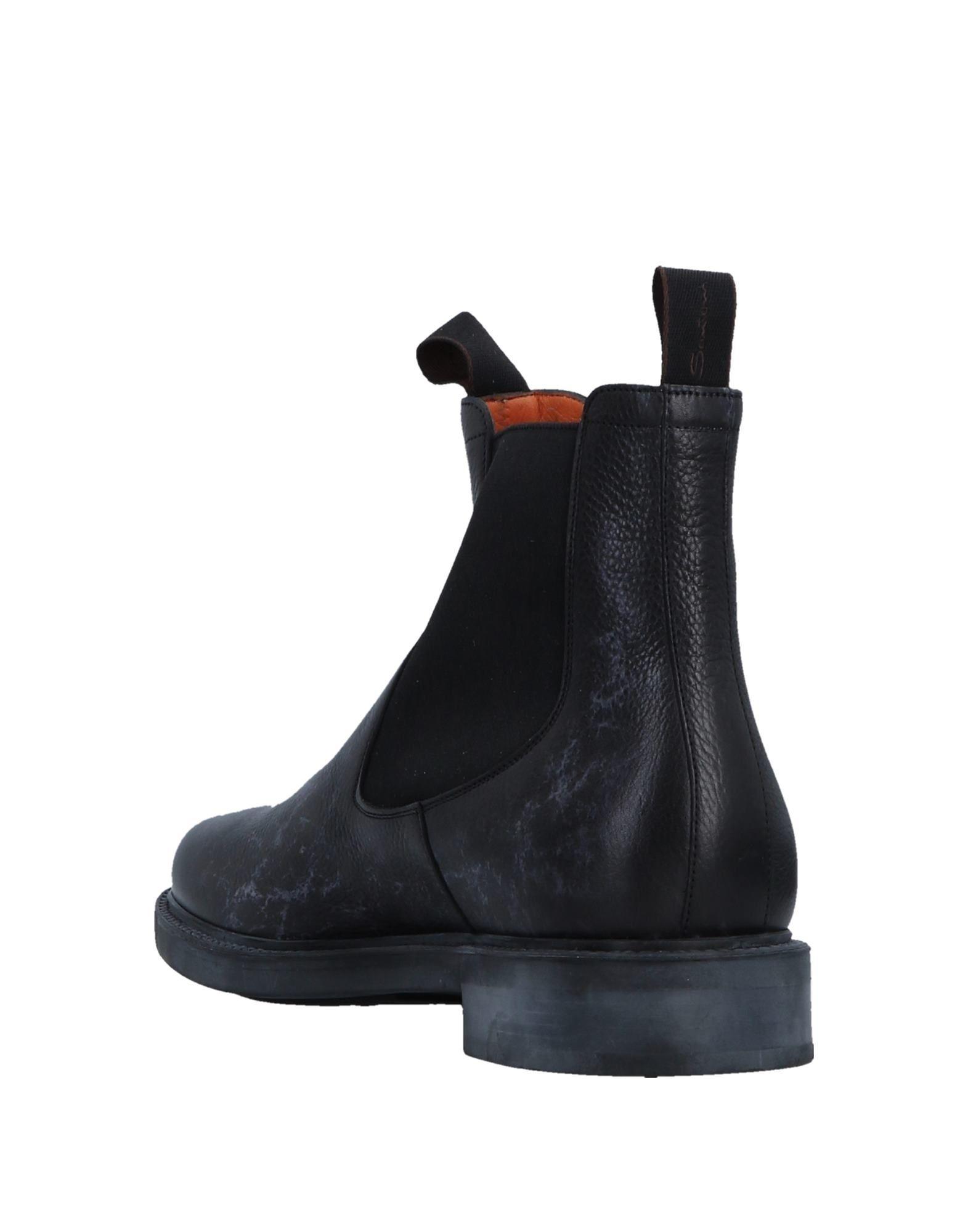 Santoni Stiefelette Herren  11540131WJ Gute Qualität beliebte Schuhe