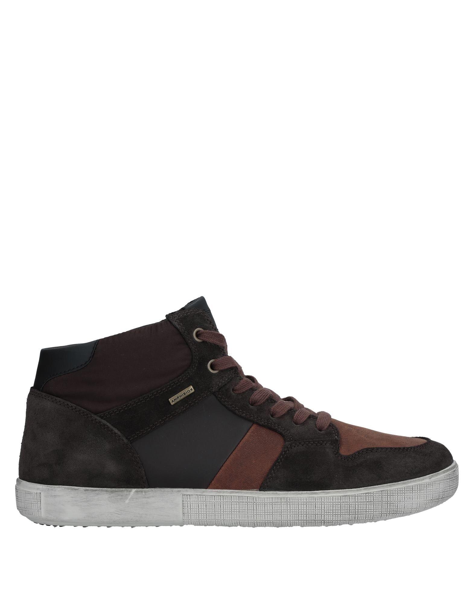 Sneakers Geox Homme - Sneakers Geox  Moka Confortable et belle