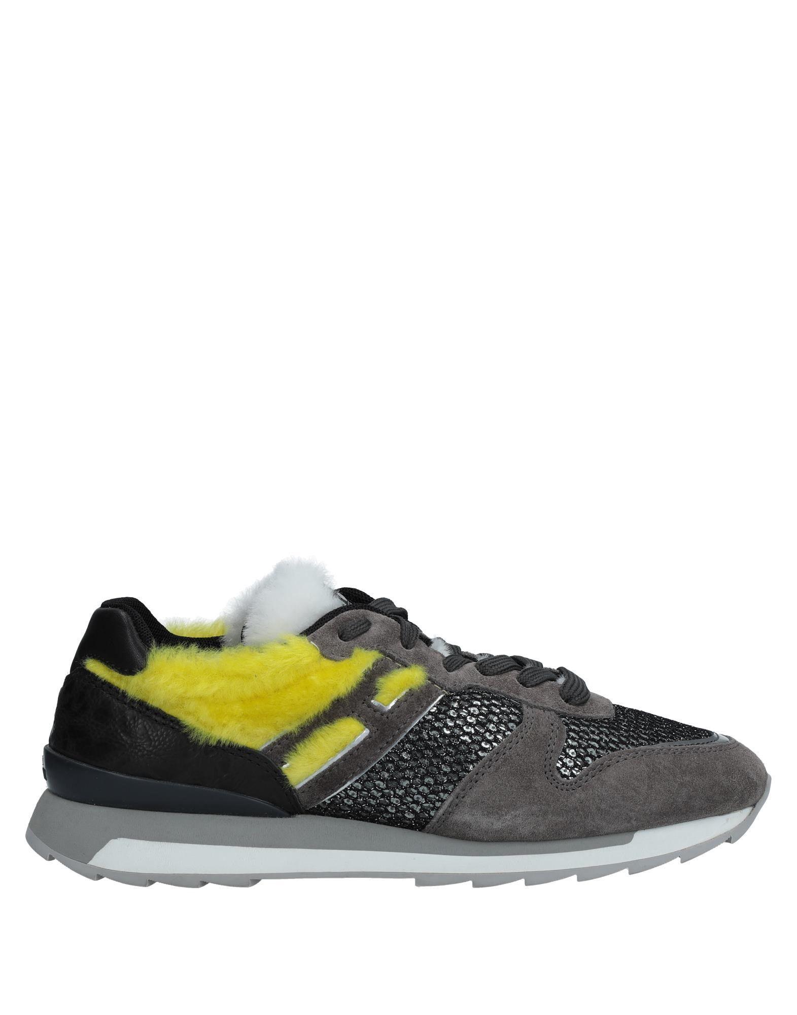 Rabatt Schuhe Hogan Rebel Sneakers Damen  11540156LB