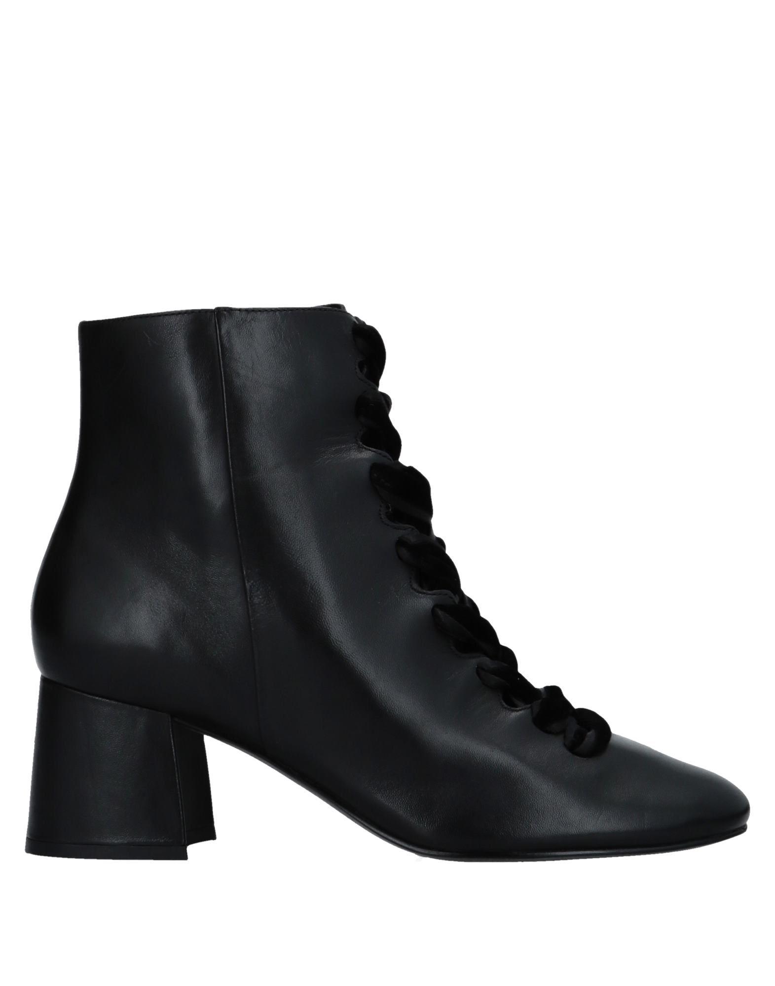 Stilvolle billige Schuhe What For Stiefelette Damen  11540162QP
