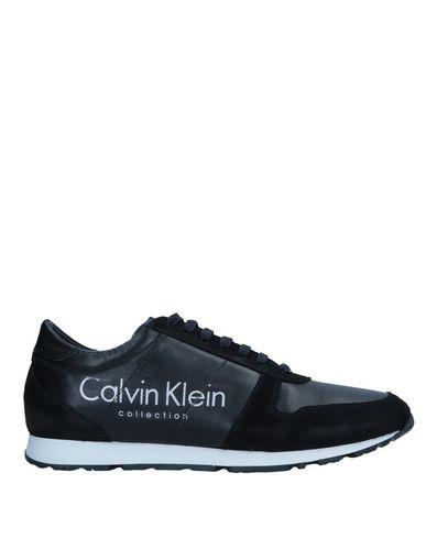 Zapatos con descuento Hombre Zapatillas Calvin Klein Collection Hombre descuento - Zapatillas Calvin Klein Collection - 11540180HV Negro 9568ba
