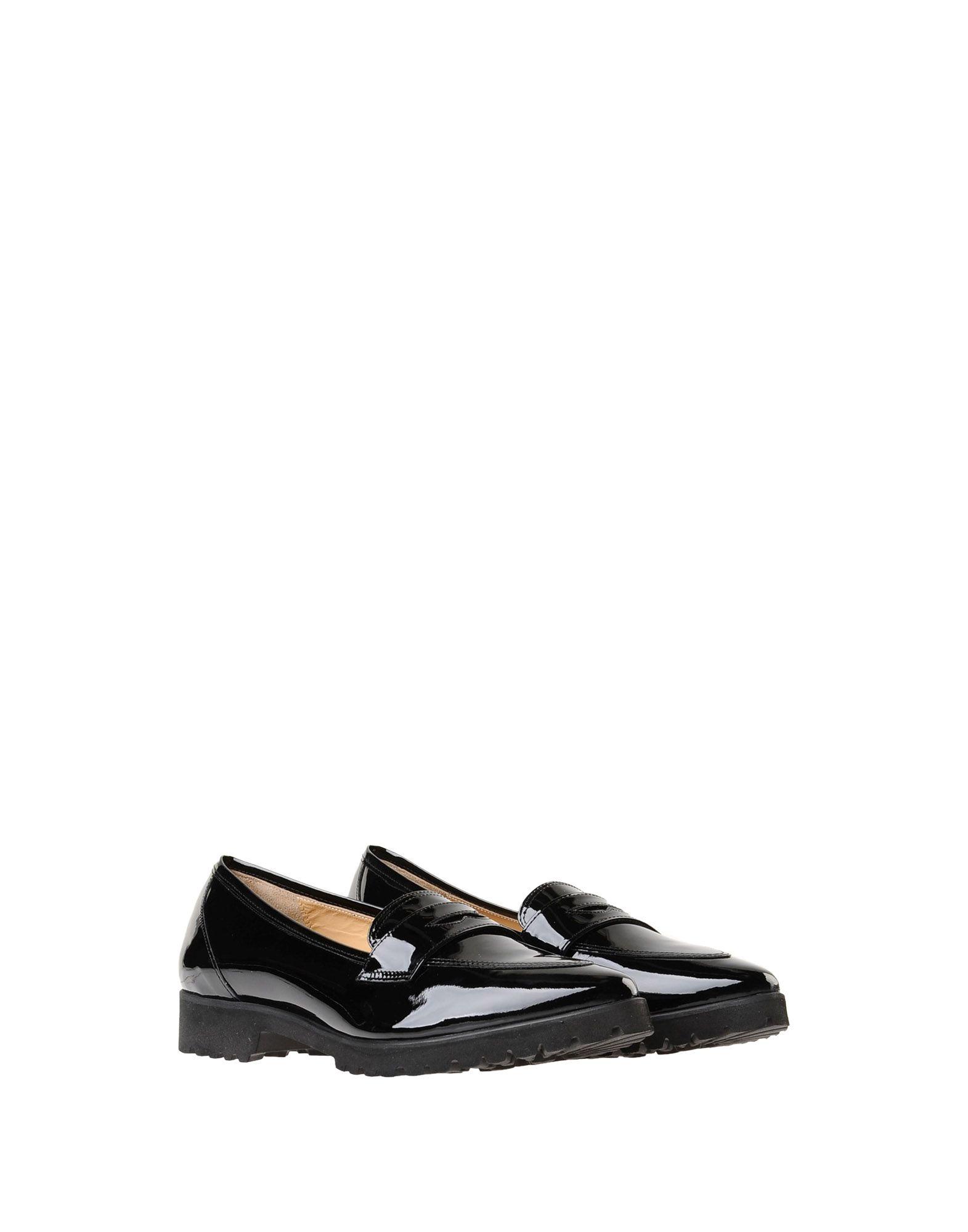 Stilvolle billige Schuhe Leonardo 11540223QS Principi Mokassins Damen  11540223QS Leonardo 25446a