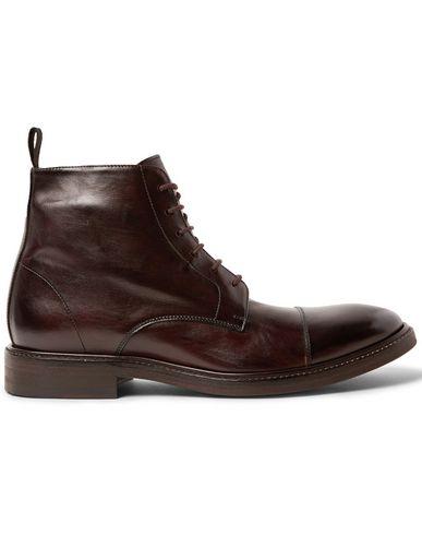 Los últimos zapatos de hombre y mujer Botín Paul Smith Hombre - Botines Paul Smith - 11540258SC Café