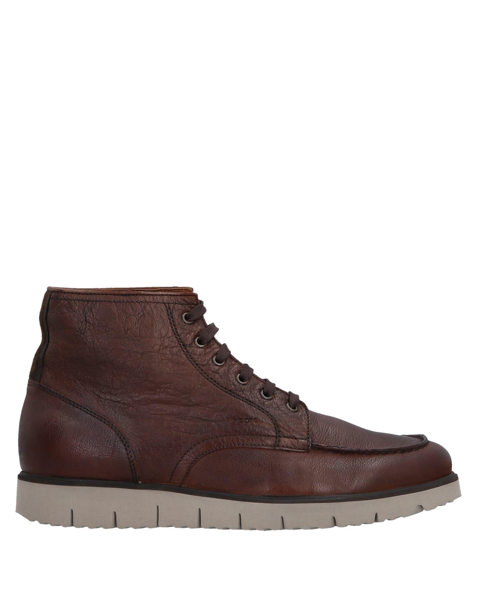 Rabatt echte Schuhe Geox Stiefelette Herren  11540259RR