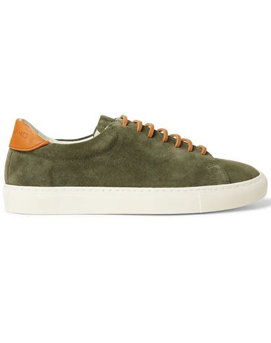 RICHARD JAMES Sneakers in Military Green