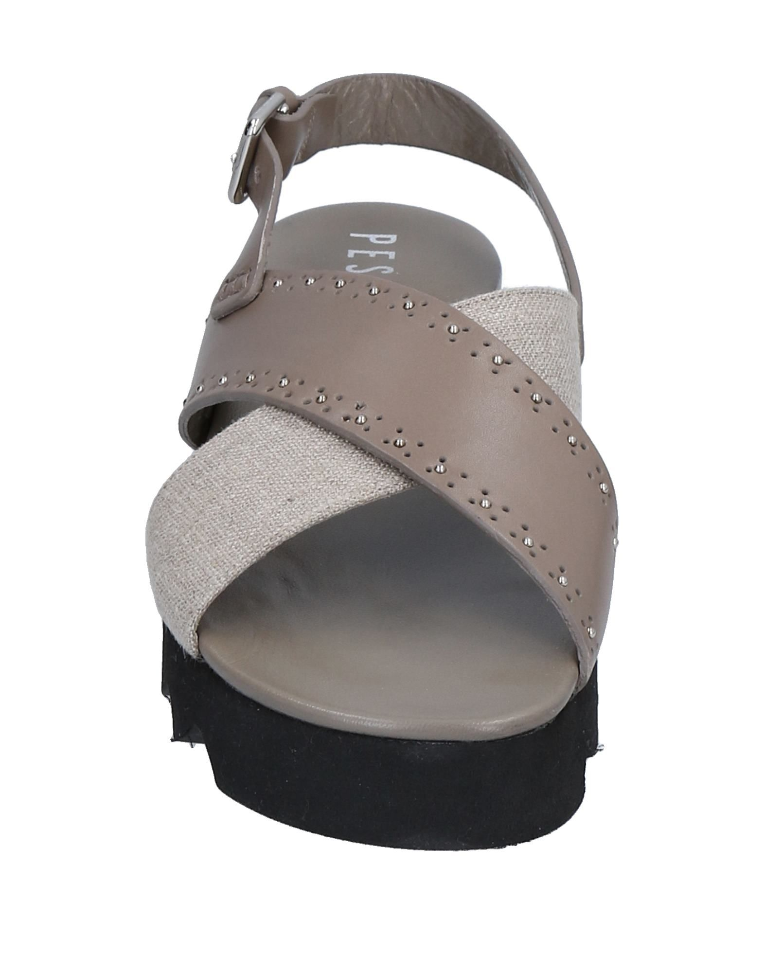 Stilvolle Damen billige Schuhe Peserico Sandalen Damen Stilvolle  11540362BU e2c528
