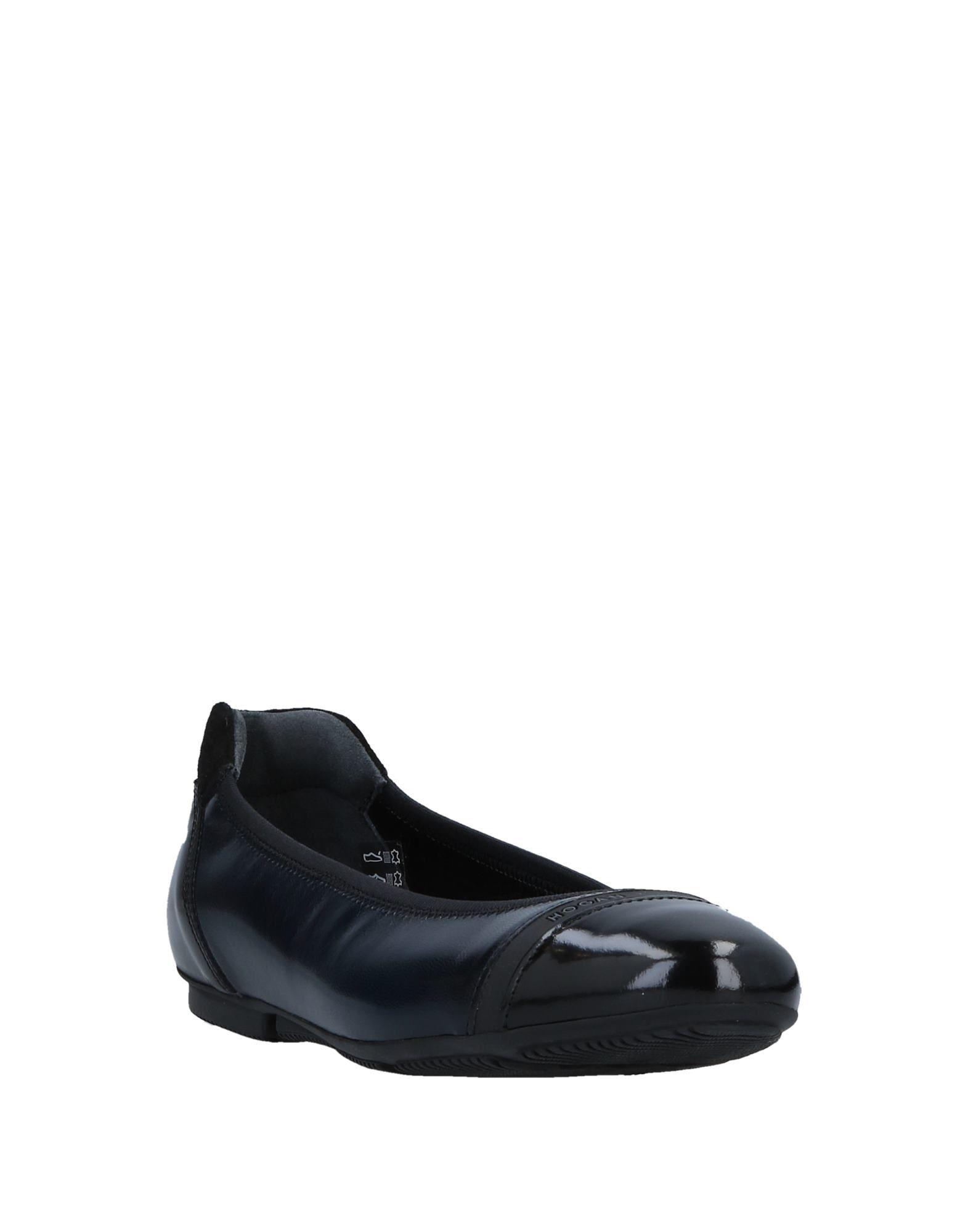 Stilvolle billige Schuhe Hogan Ballerinas Damen  11540365FL