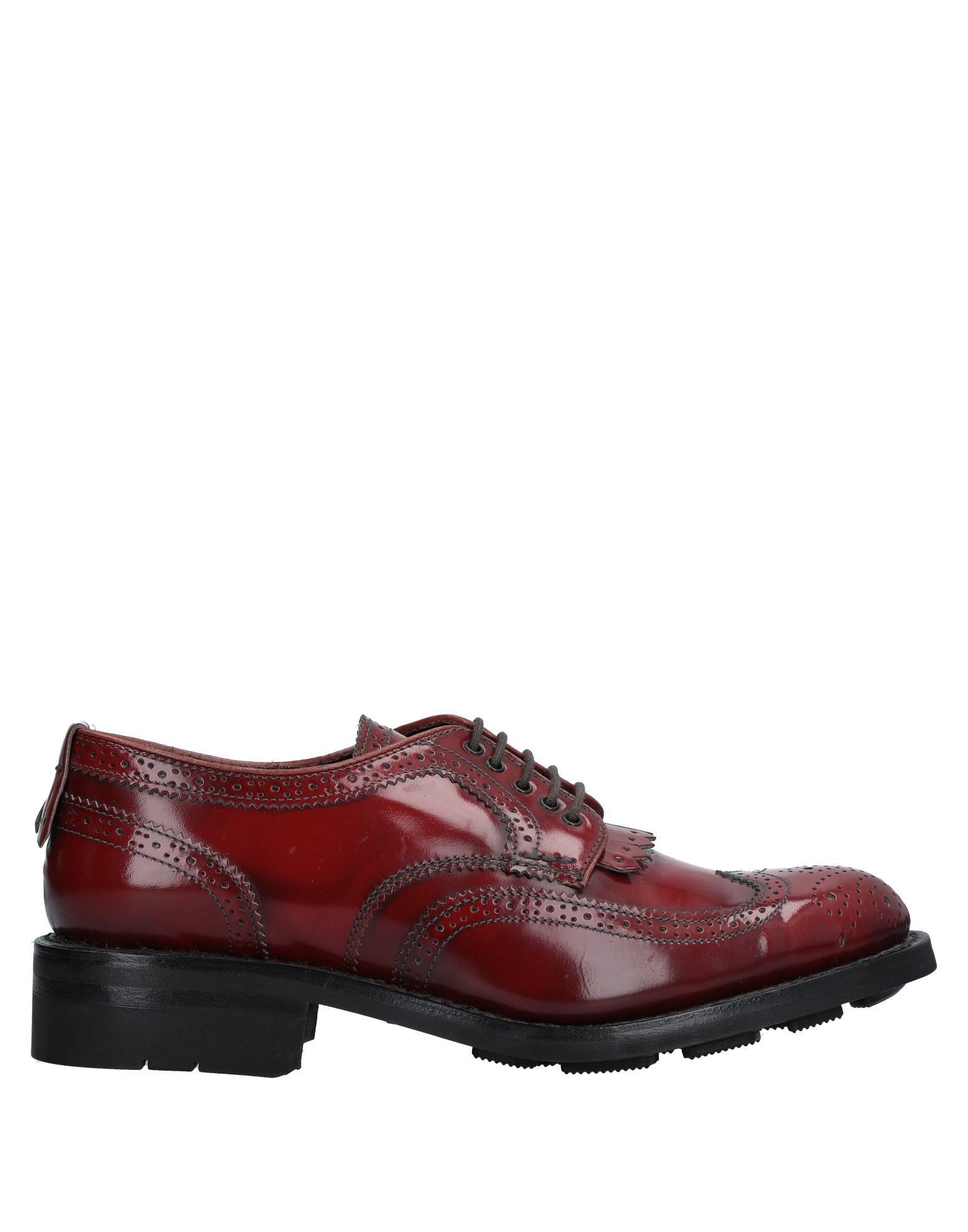 Rabatt Schuhe Heschung Comme Des Garçons Schnürschuhe Damen  11540409SS