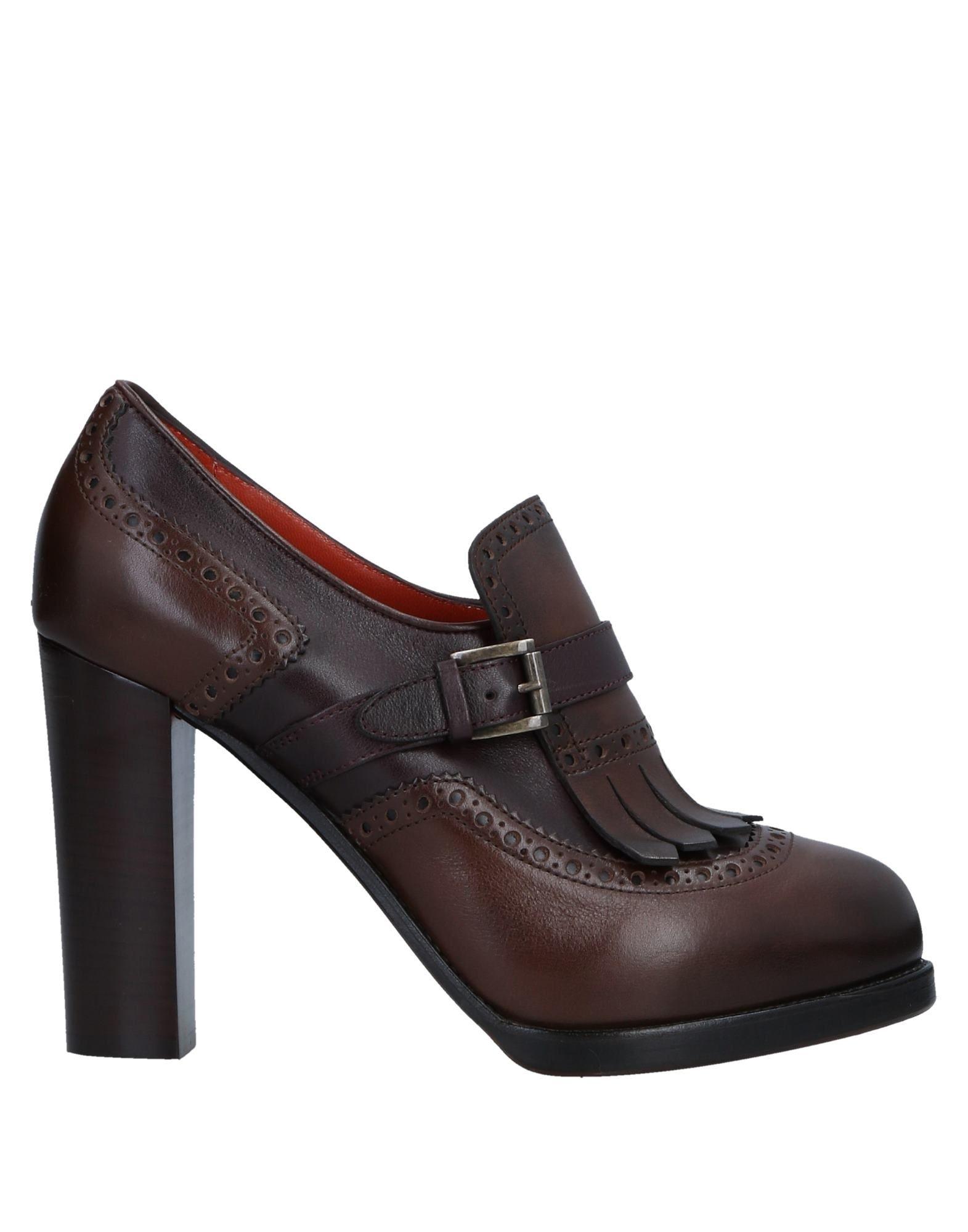 Haltbare Mode billige Schuhe Santoni Mokassins Damen  11540419MF Heiße Schuhe