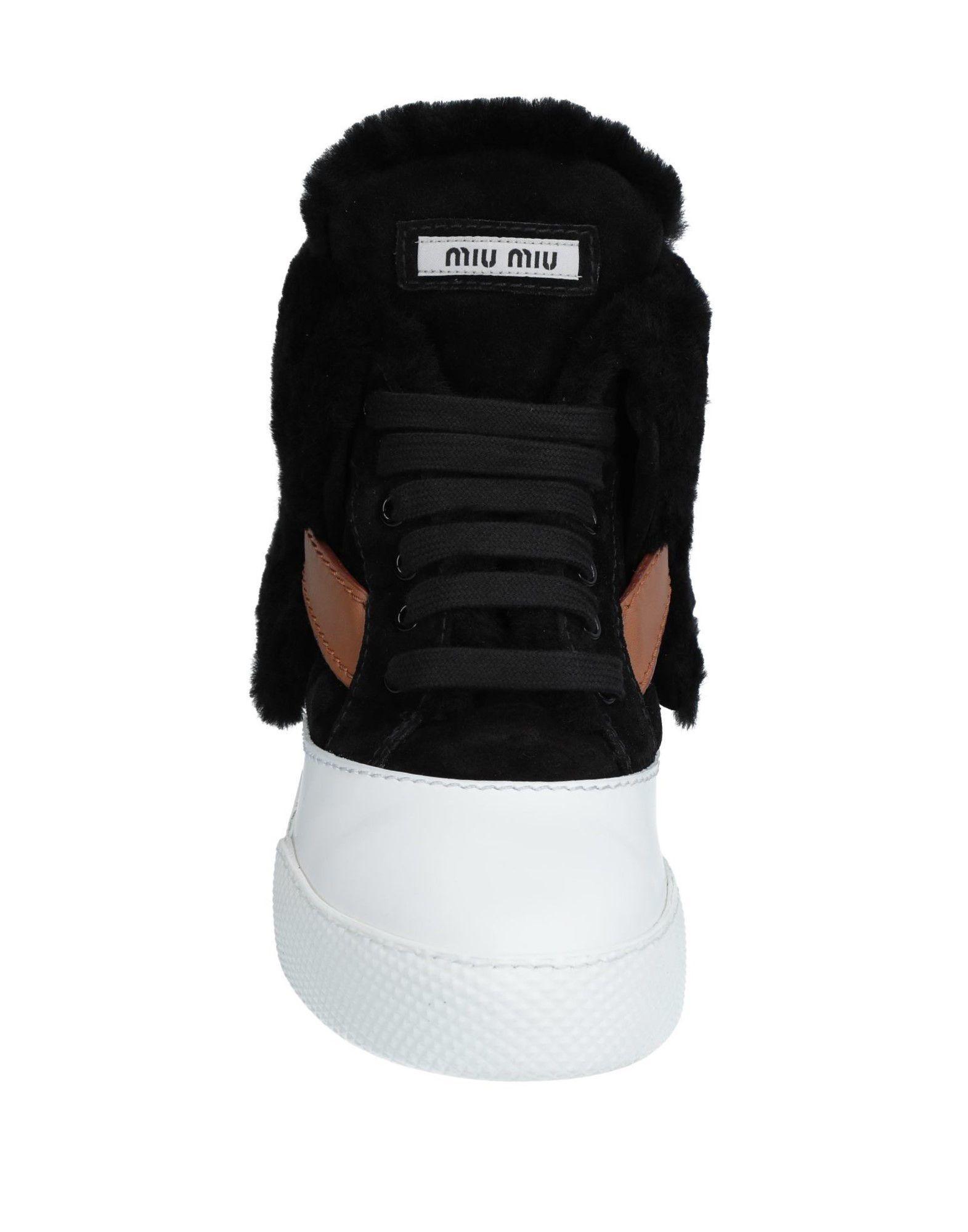 Miu Miu Sneakers Damen Schuhe  11540420PNGünstige gut aussehende Schuhe Damen 74c763