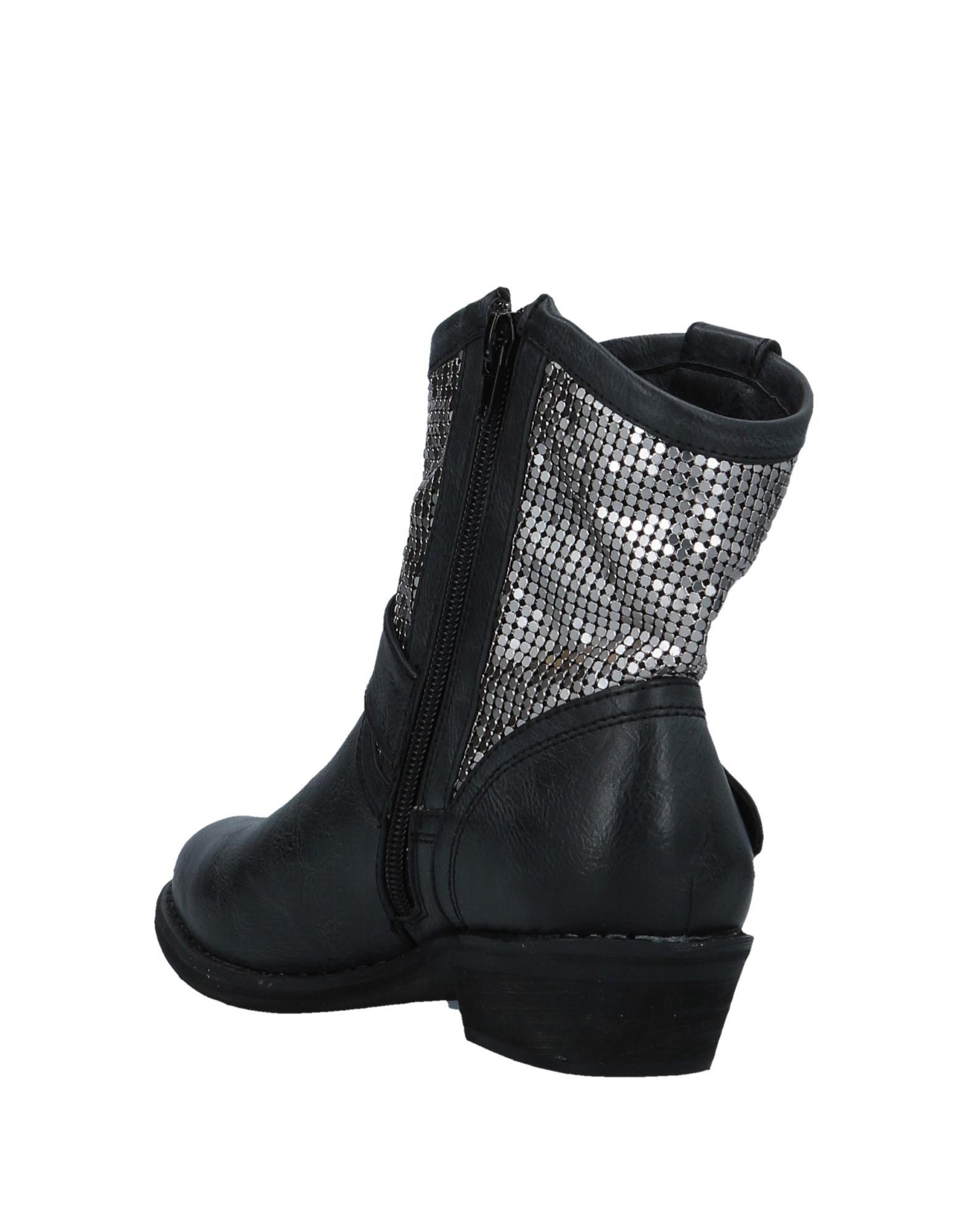 Francesco 11540428IB Milano Stiefelette Damen  11540428IB Francesco Gute Qualität beliebte Schuhe fd7e52