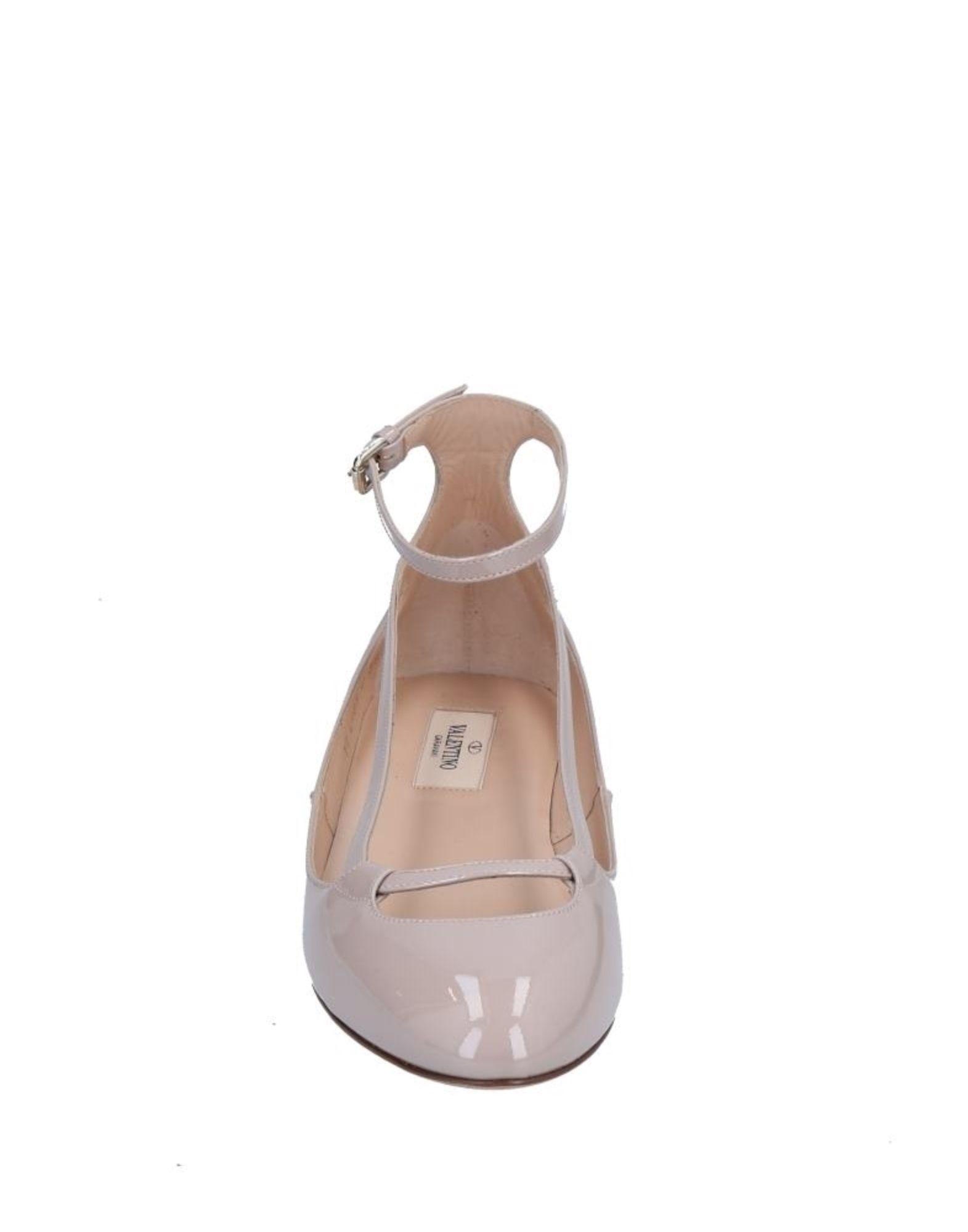 Valentino Garavani Ballerinas aussehende Damen  11540437JSGünstige gut aussehende Ballerinas Schuhe ee9b77