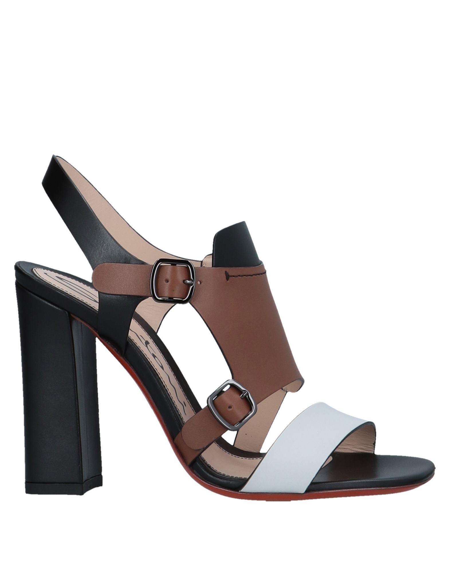 Santoni Sandalen Damen  11540531BIGünstige gut aussehende Schuhe