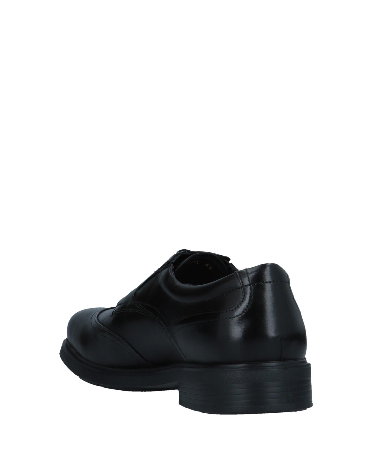 Rabatt Geox echte Schuhe Geox Rabatt Schnürschuhe Herren  11540558HQ 8e778b