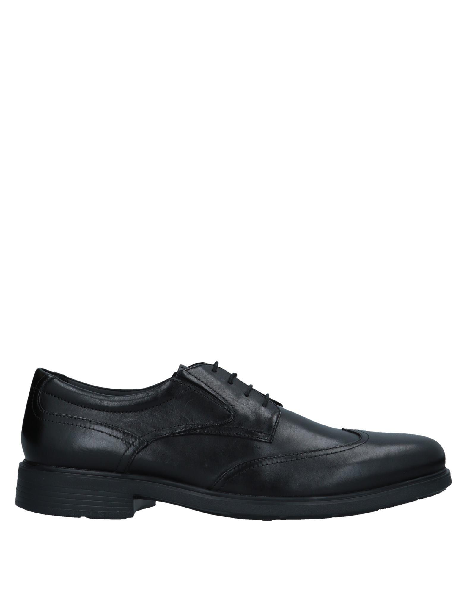 Haltbare Mode billige Schuhe Geox Schnürschuhe Herren  11540558HQ Heiße Schuhe