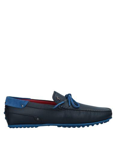 Zapatos con descuento Mocasín Tod's For Ferrari Hombre - Mocasines Tod's For Ferrari - 11540690HD Azul marino