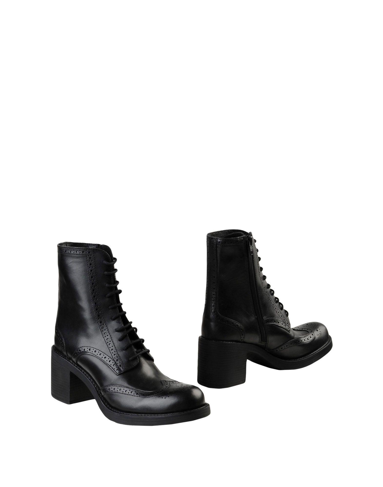 Stilvolle billige Schuhe Leonardo Principi Stiefelette Damen  11540703DW