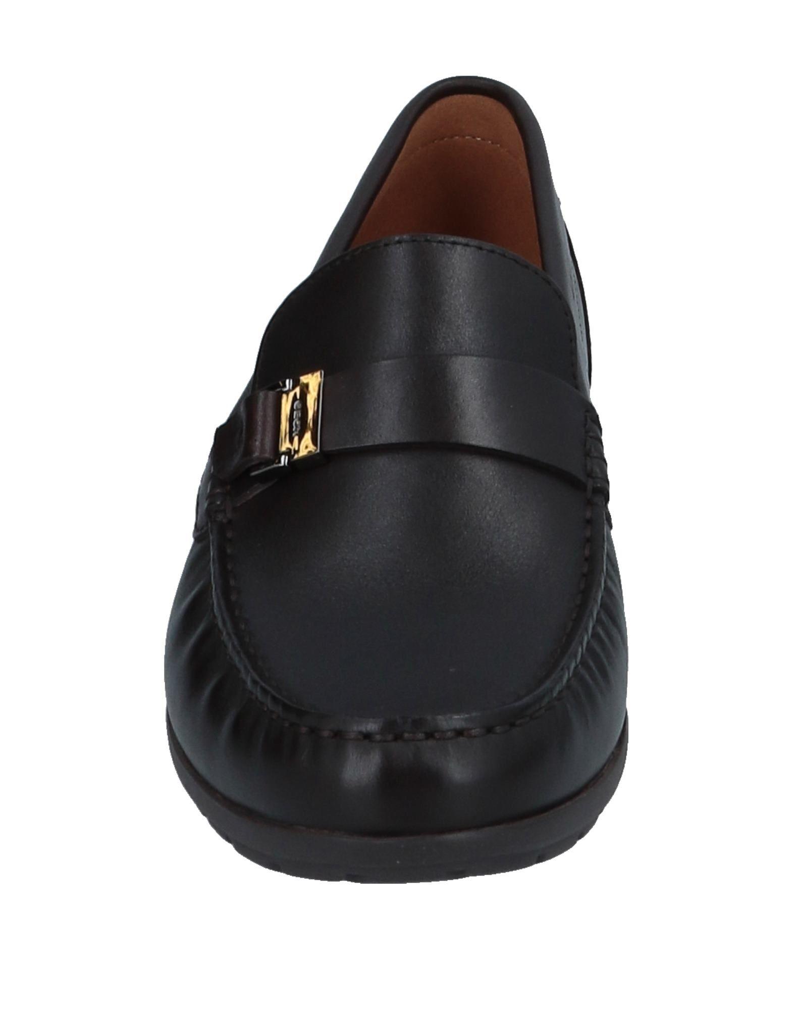 Rabatt Geox echte Schuhe Geox Rabatt Mokassins Herren  11540724GS f0cddf