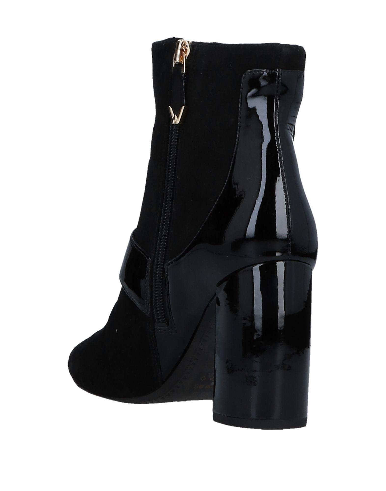 Stilvolle Stiefelette billige Schuhe What For Stiefelette Stilvolle Damen  11540804NQ 95c2db