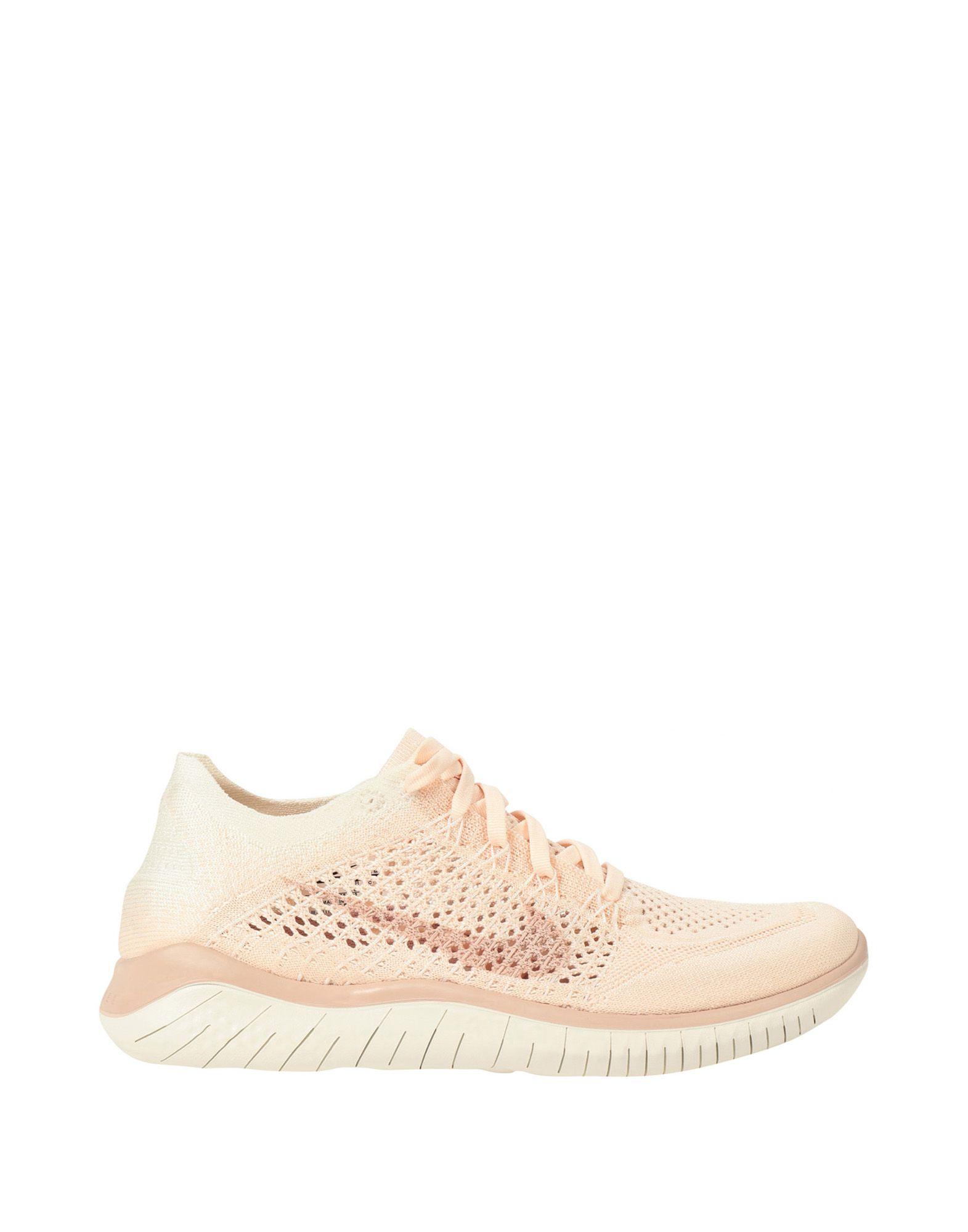 Descuento de la Flyknit marca Zapatillas Nike Free Rn Flyknit la 2018 - Mujer - Zapatillas Nike  Rosa claro bf227a